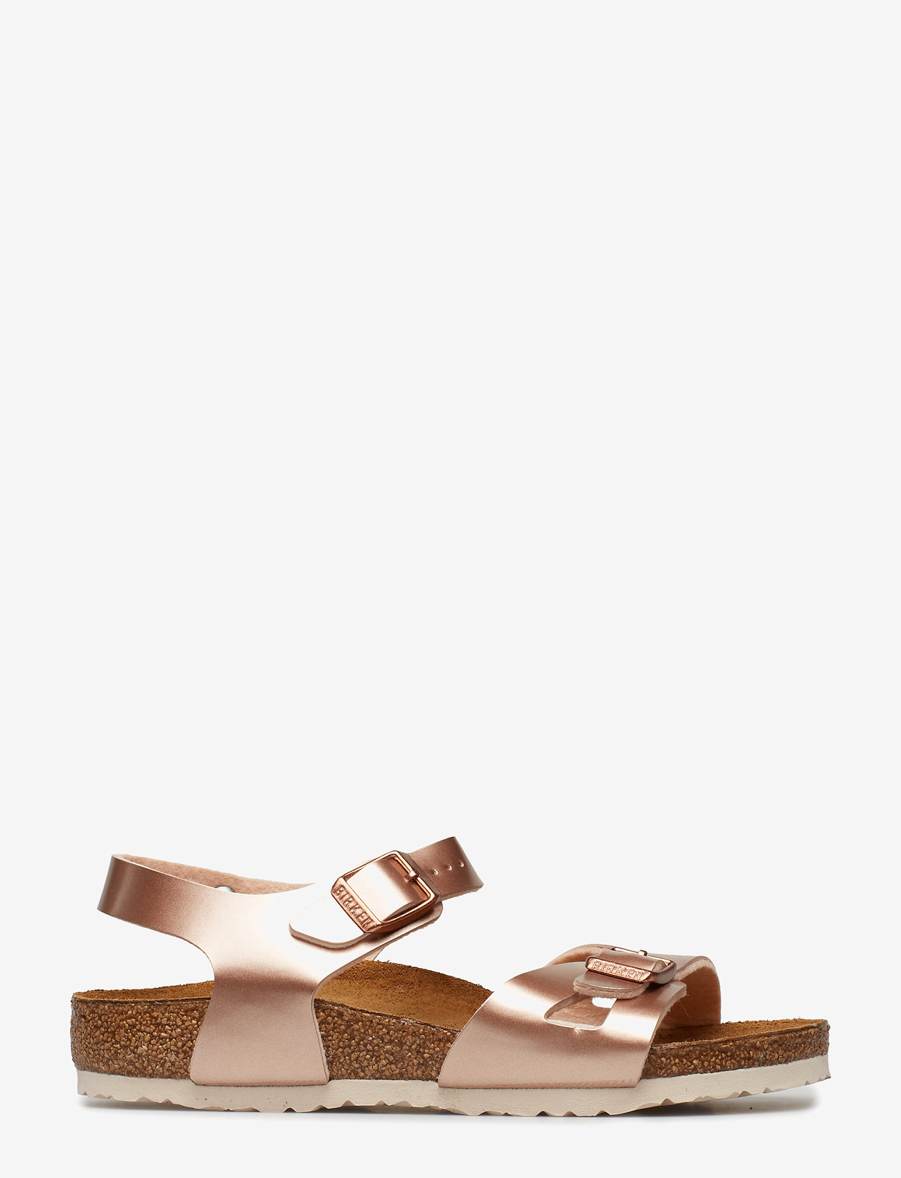 Birkenstock - Rio - hjemmesko - electric metallic copper - 1