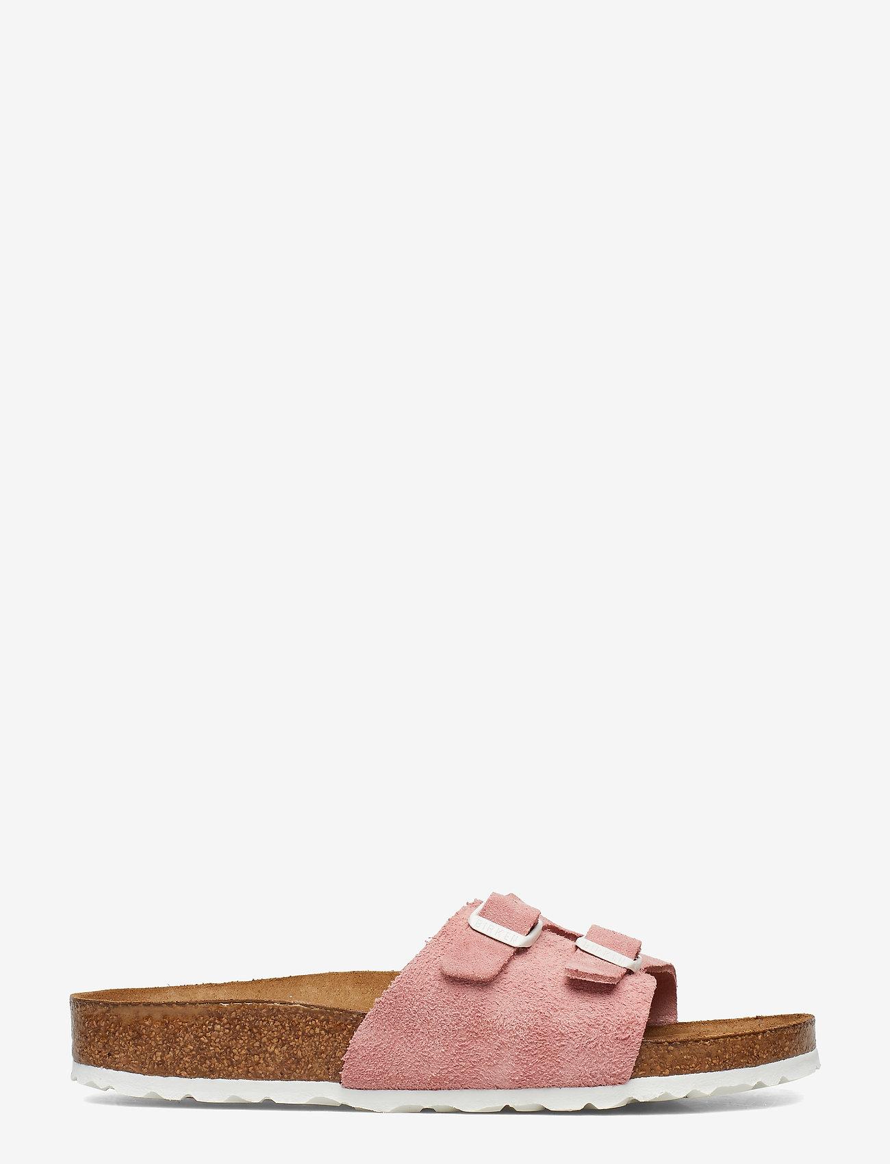 Birkenstock - Vaduz Soft Footbed - flade sandaler - rose - 1