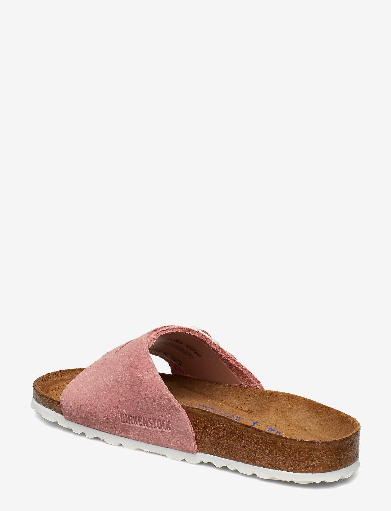 Birkenstock - Vaduz Soft Footbed - flade sandaler - rose - 2