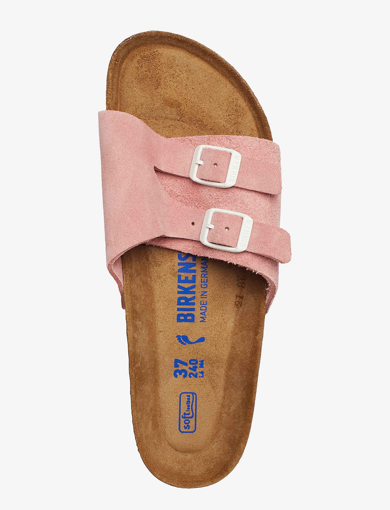Birkenstock - Vaduz Soft Footbed - flade sandaler - rose - 3