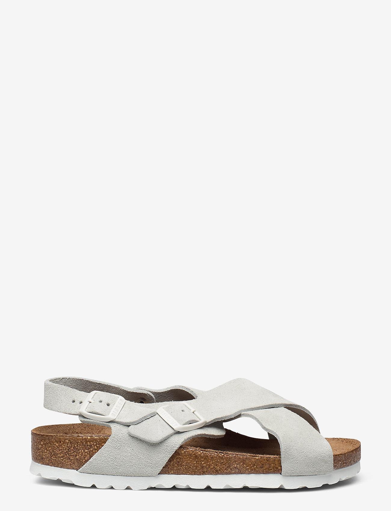 Birkenstock - Tulum Soft Footbed - flade sandaler - off white - 0