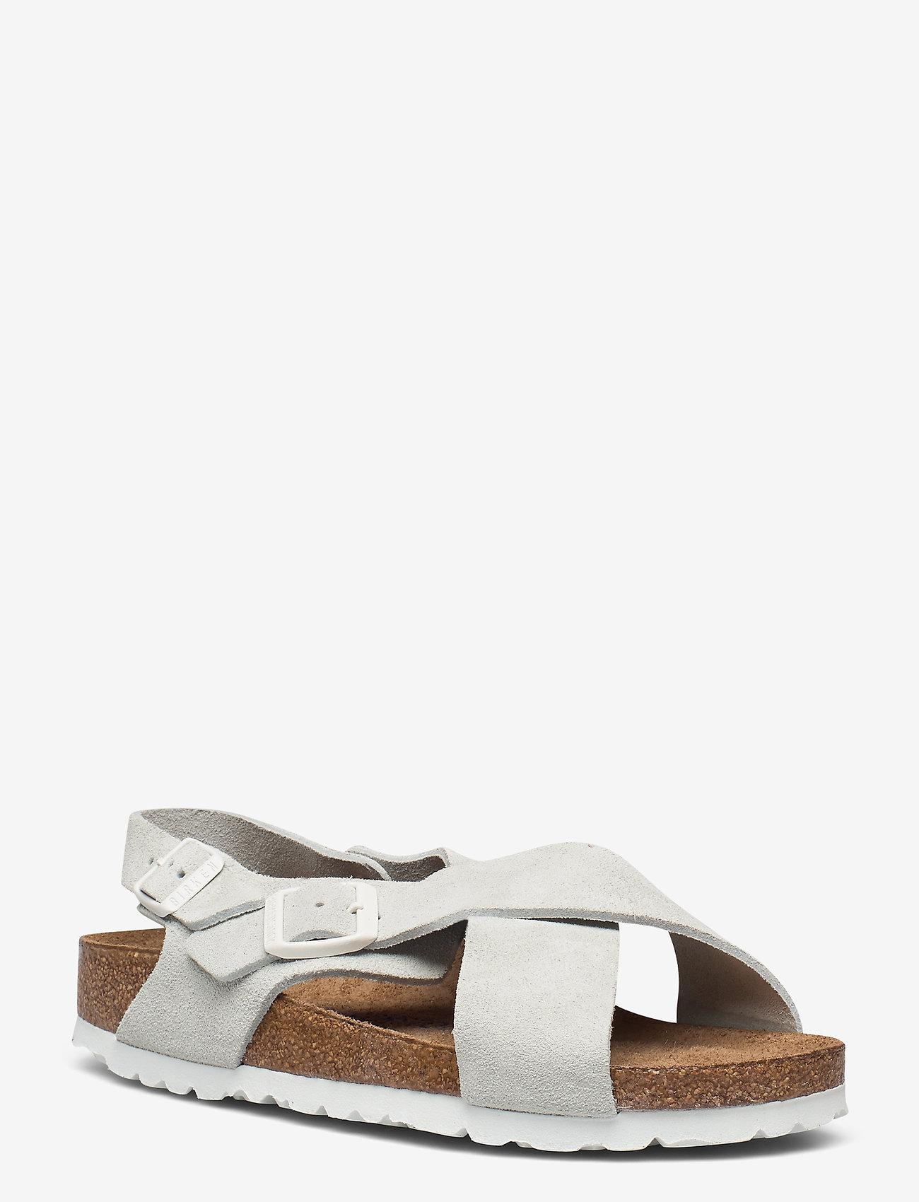 Birkenstock - Tulum Soft Footbed - flade sandaler - off white - 1