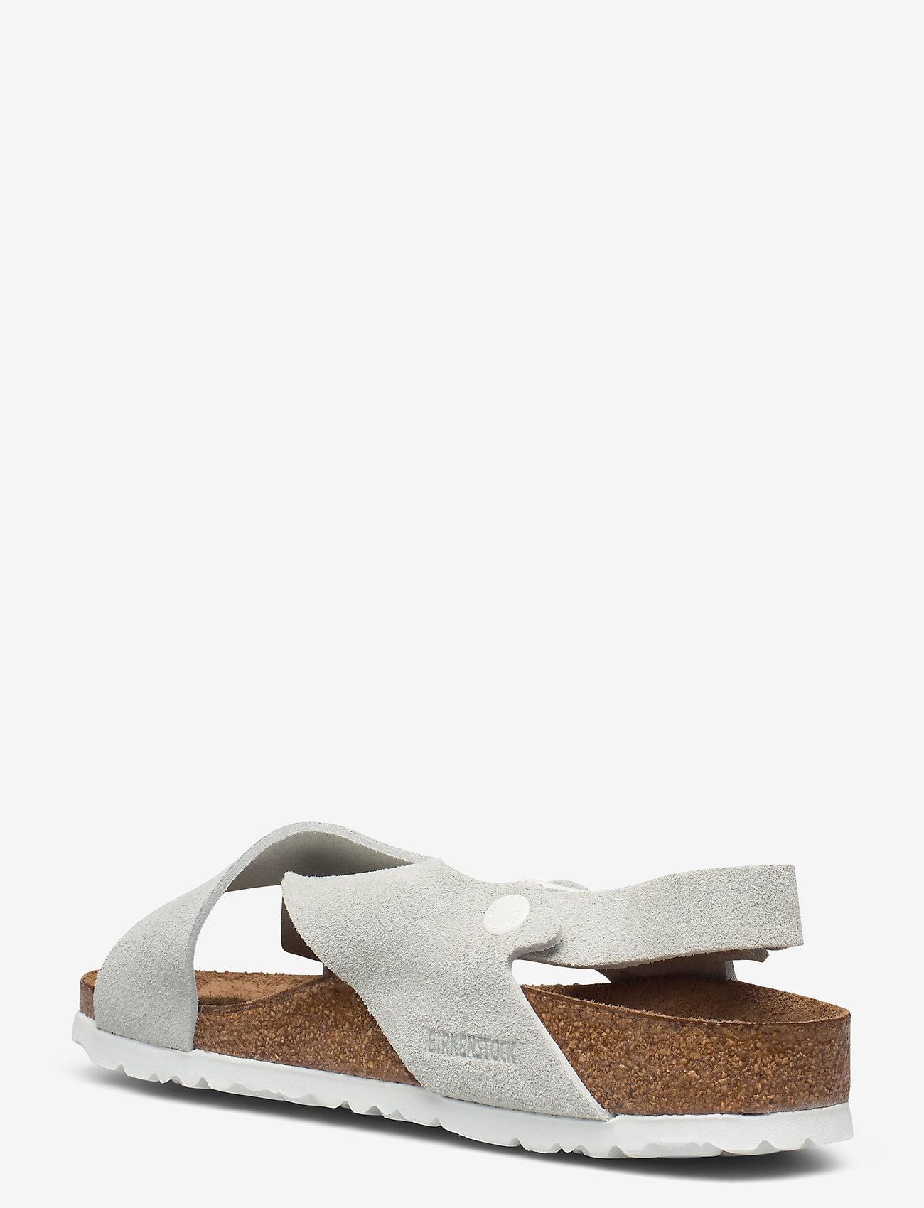 Birkenstock - Tulum Soft Footbed - flade sandaler - off white - 2