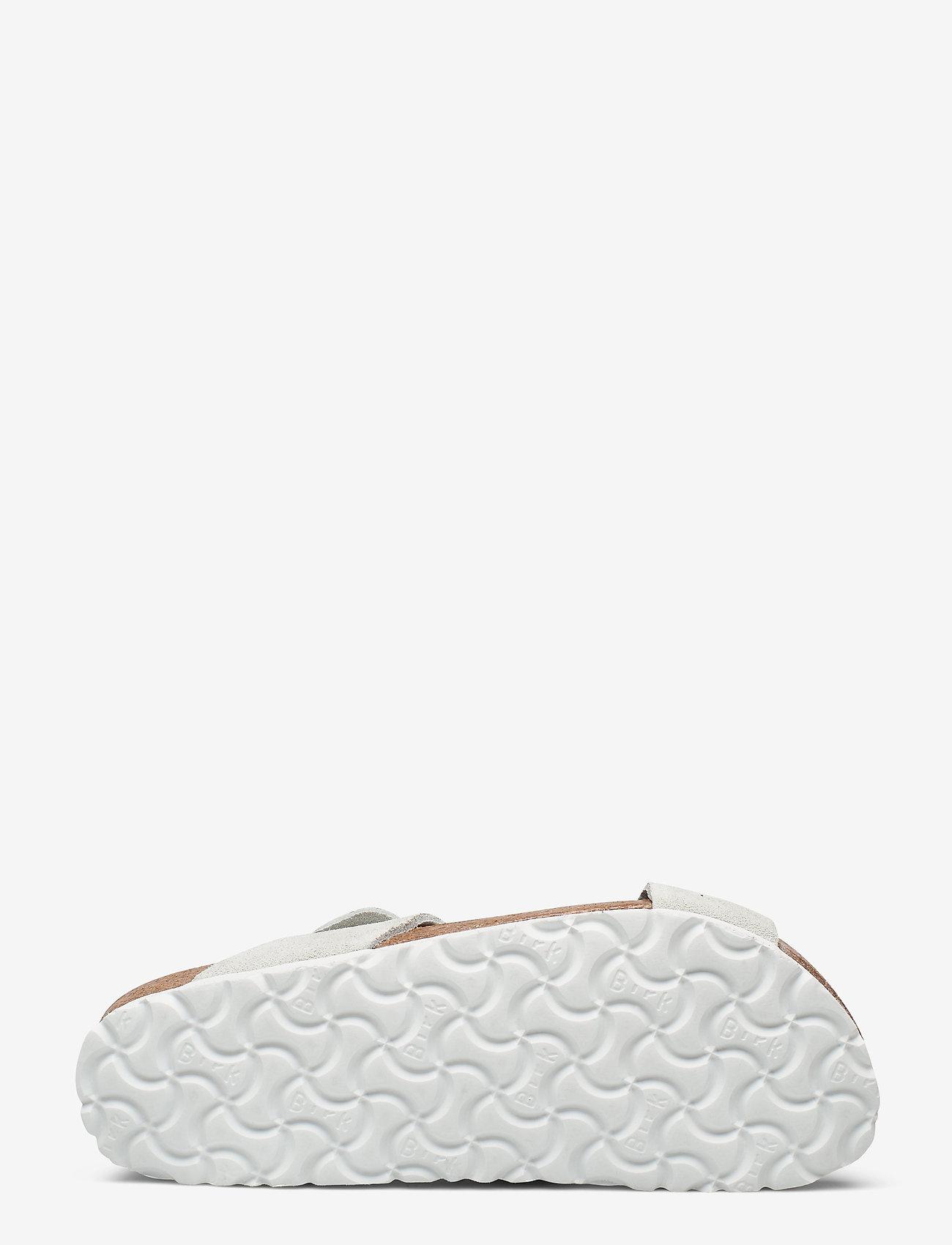Birkenstock - Tulum Soft Footbed - flade sandaler - off white - 4