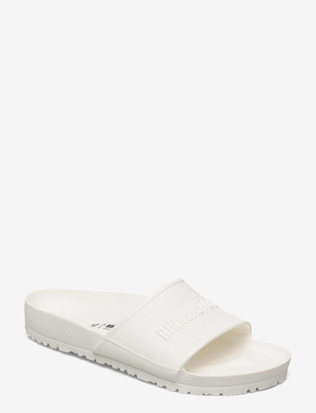 Birkenstock - Barbados EVA - sko - white - 0