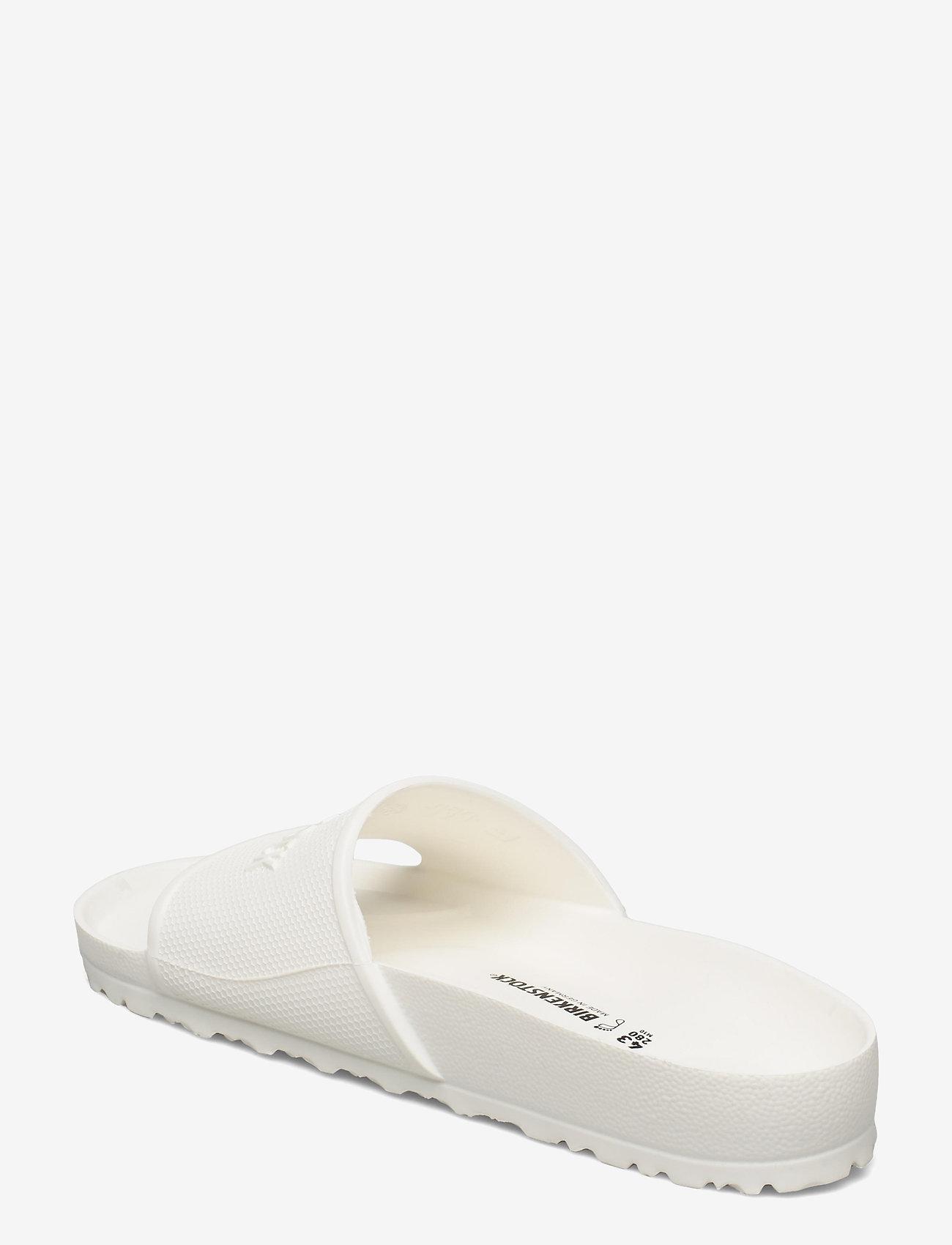 Birkenstock - Barbados EVA - sko - white - 2