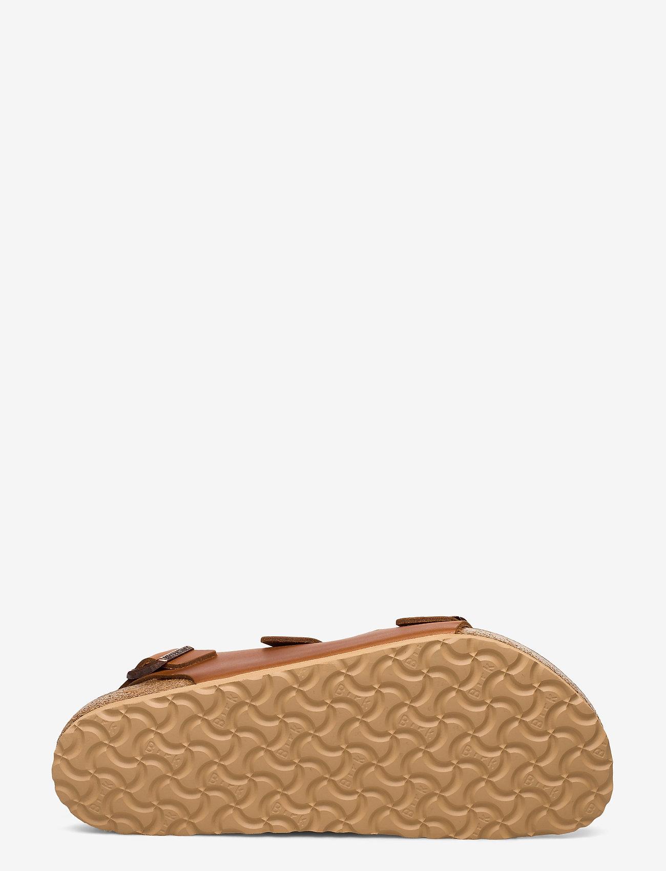 Birkenstock - Milano - sandaler - pull cognac - 4
