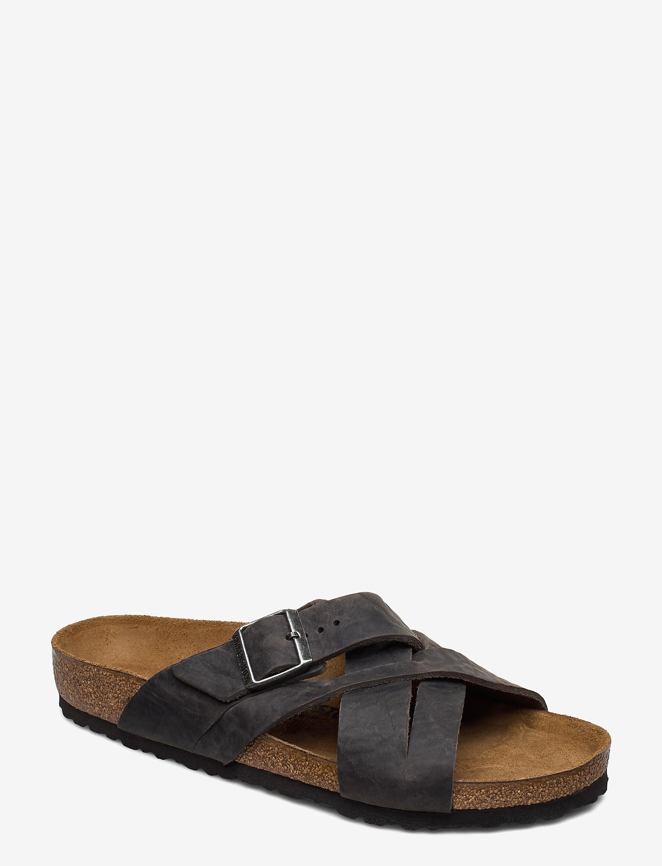 Birkenstock - Lugano - sandaalit - camberra iron - 0