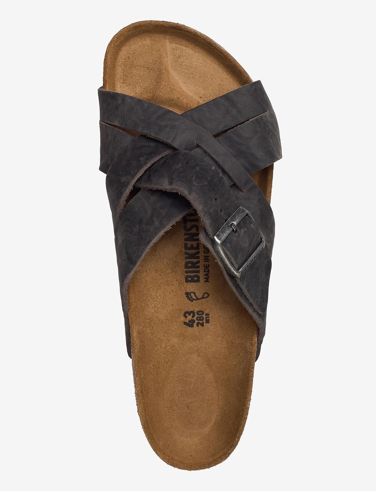 Birkenstock - Lugano - sandaler - camberra iron - 3