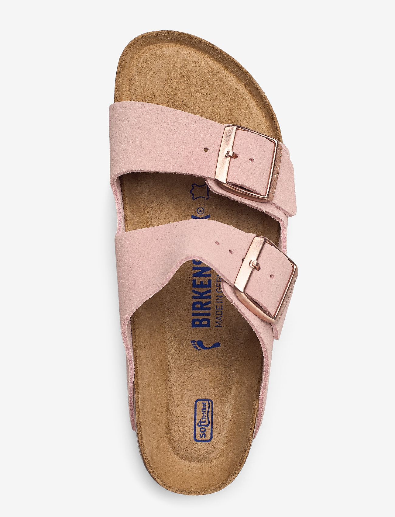 Birkenstock - Arizona Soft Footbed - light rose - 3