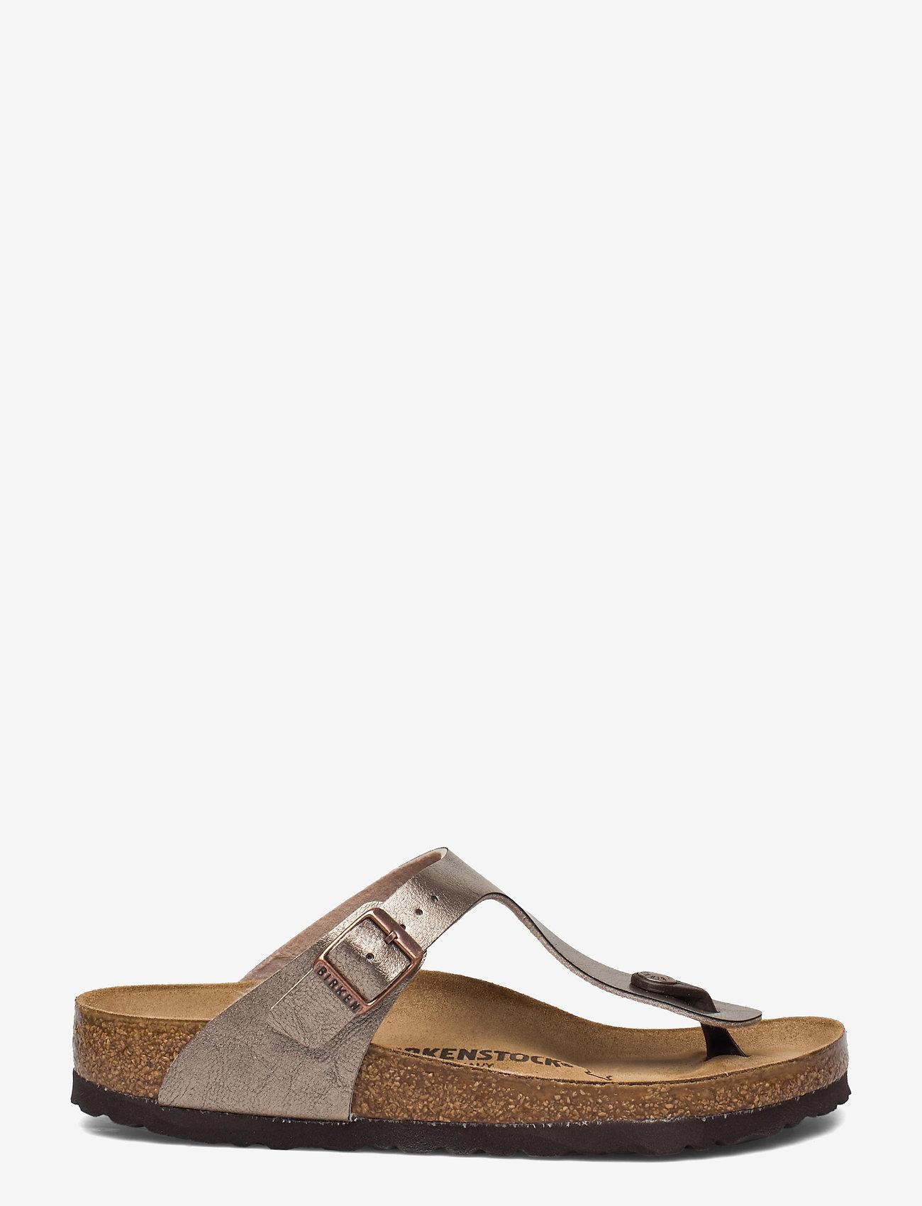 Birkenstock - Gizeh - flade sandaler - graceful taupe - 1