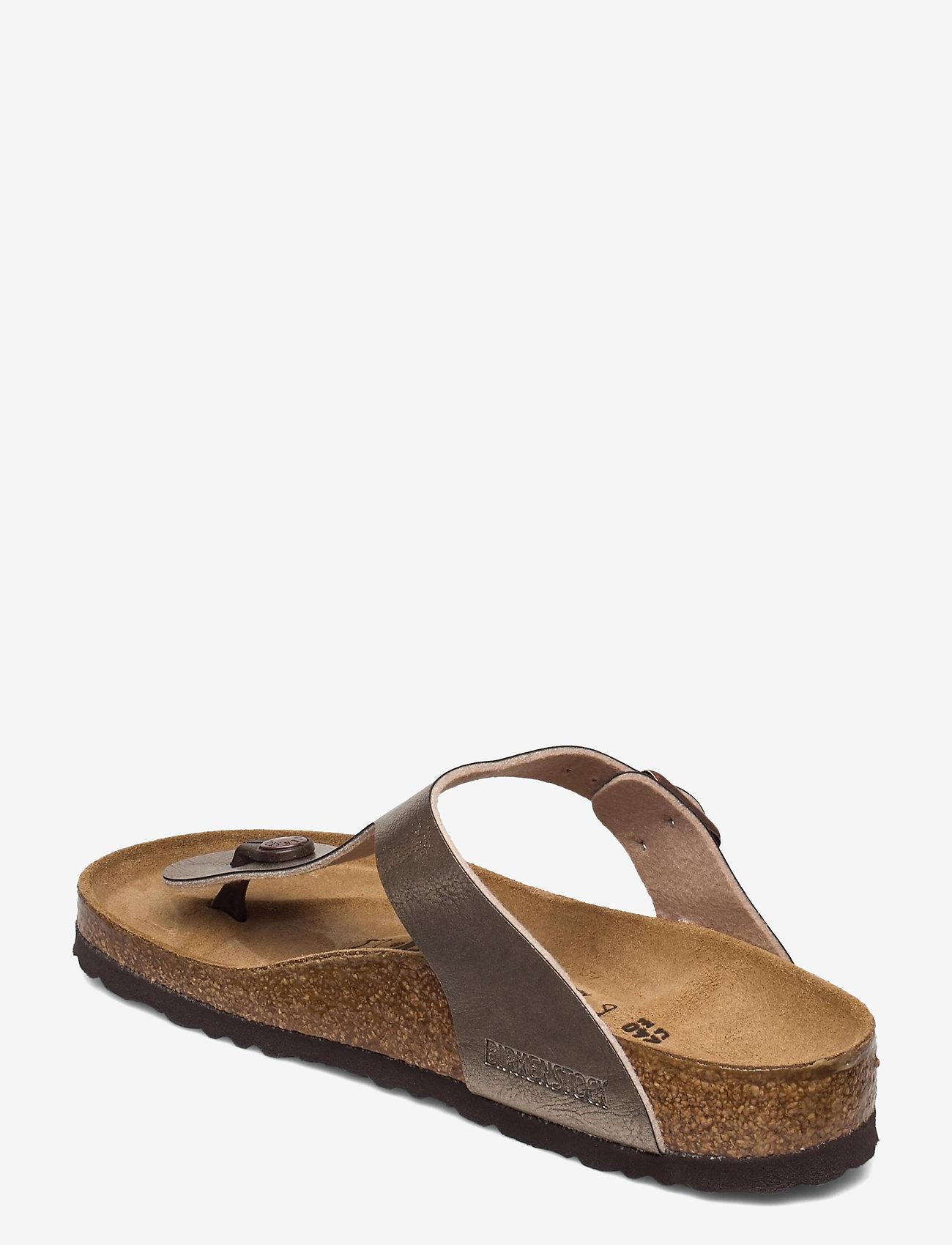 Birkenstock - Gizeh - flade sandaler - graceful taupe - 2