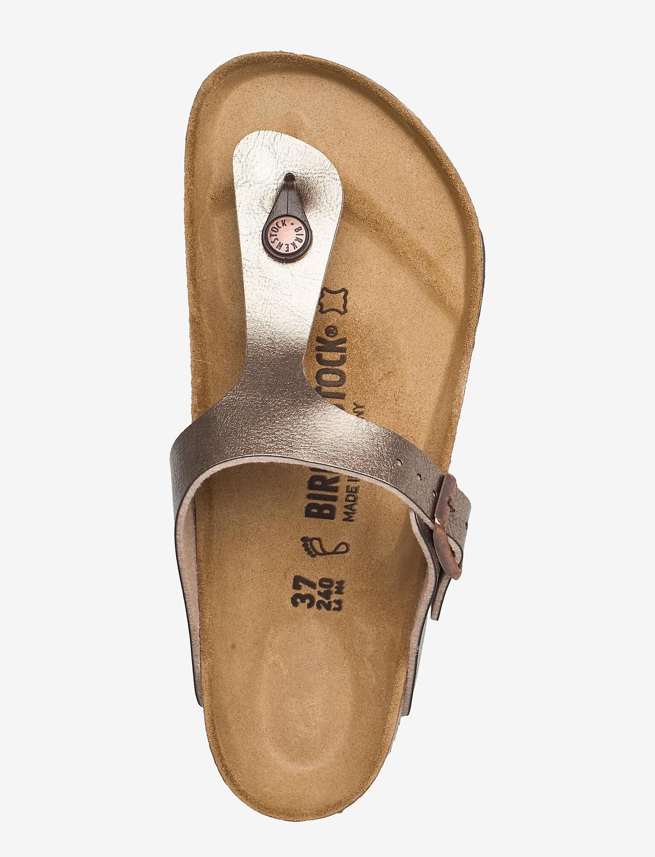 Birkenstock - Gizeh - flade sandaler - graceful taupe - 3