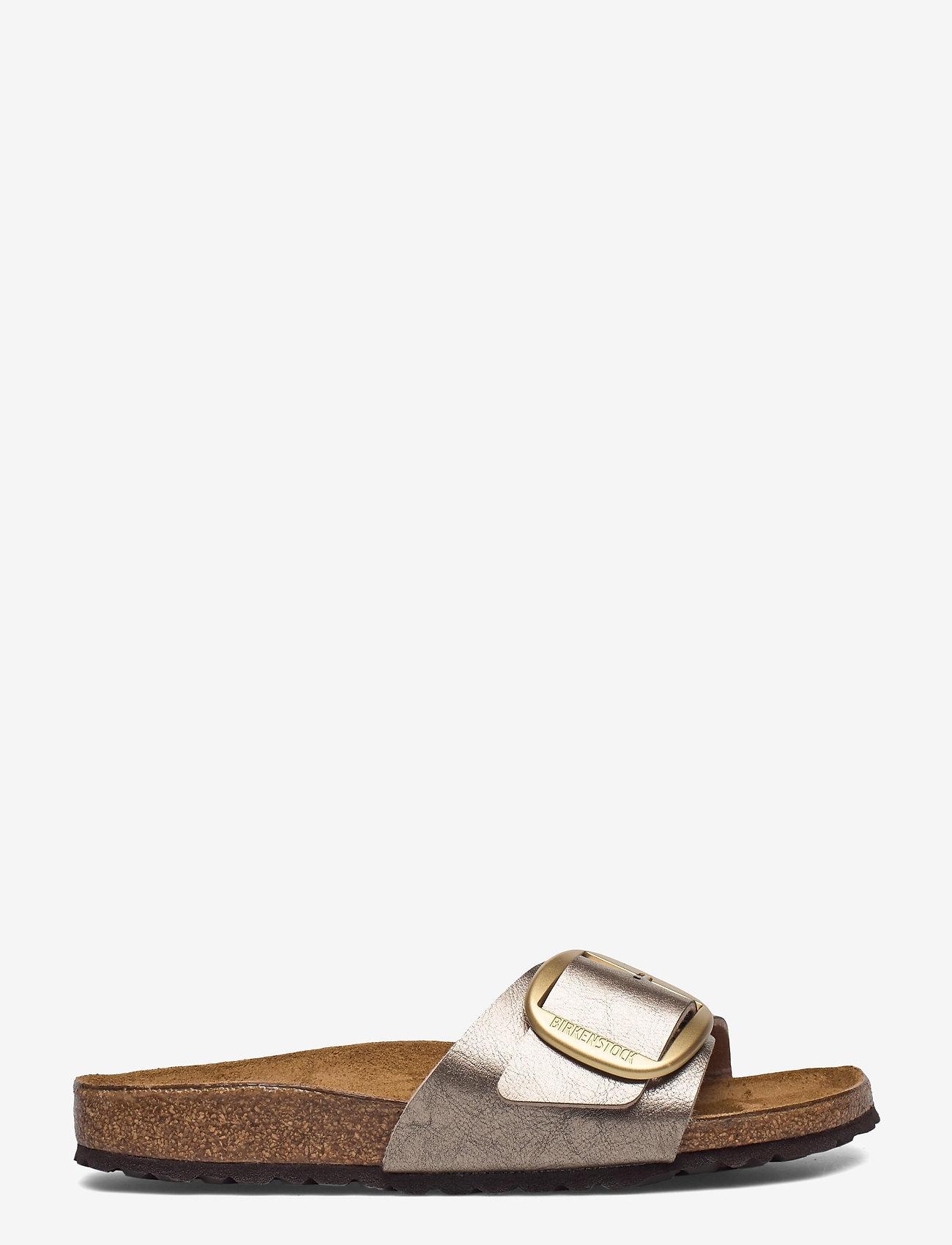 Birkenstock - Madrid Big Buckle - flade sandaler - graceful taupe - 1