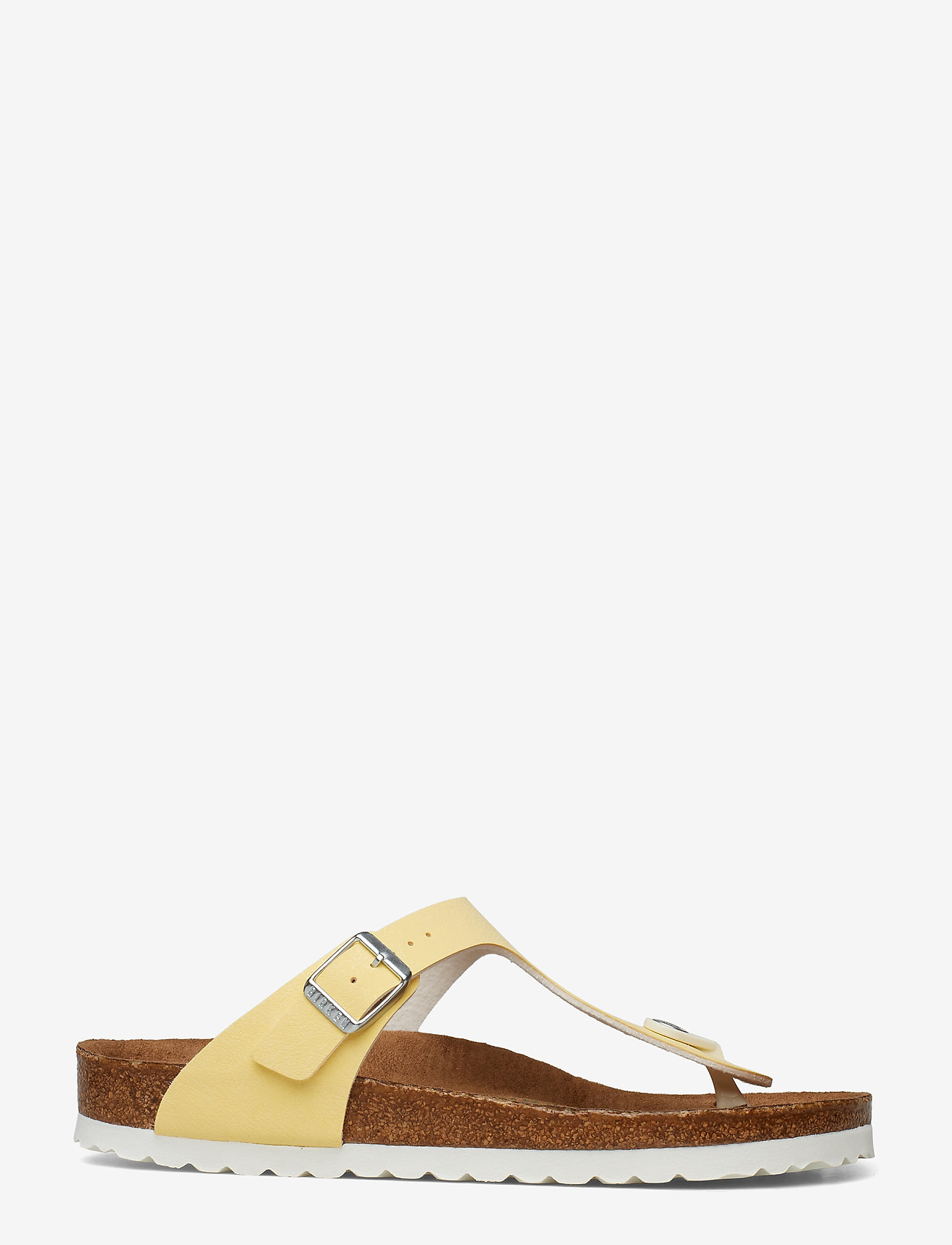 Birkenstock - Gizeh - flade sandaler - sunkissed vanilla - 1