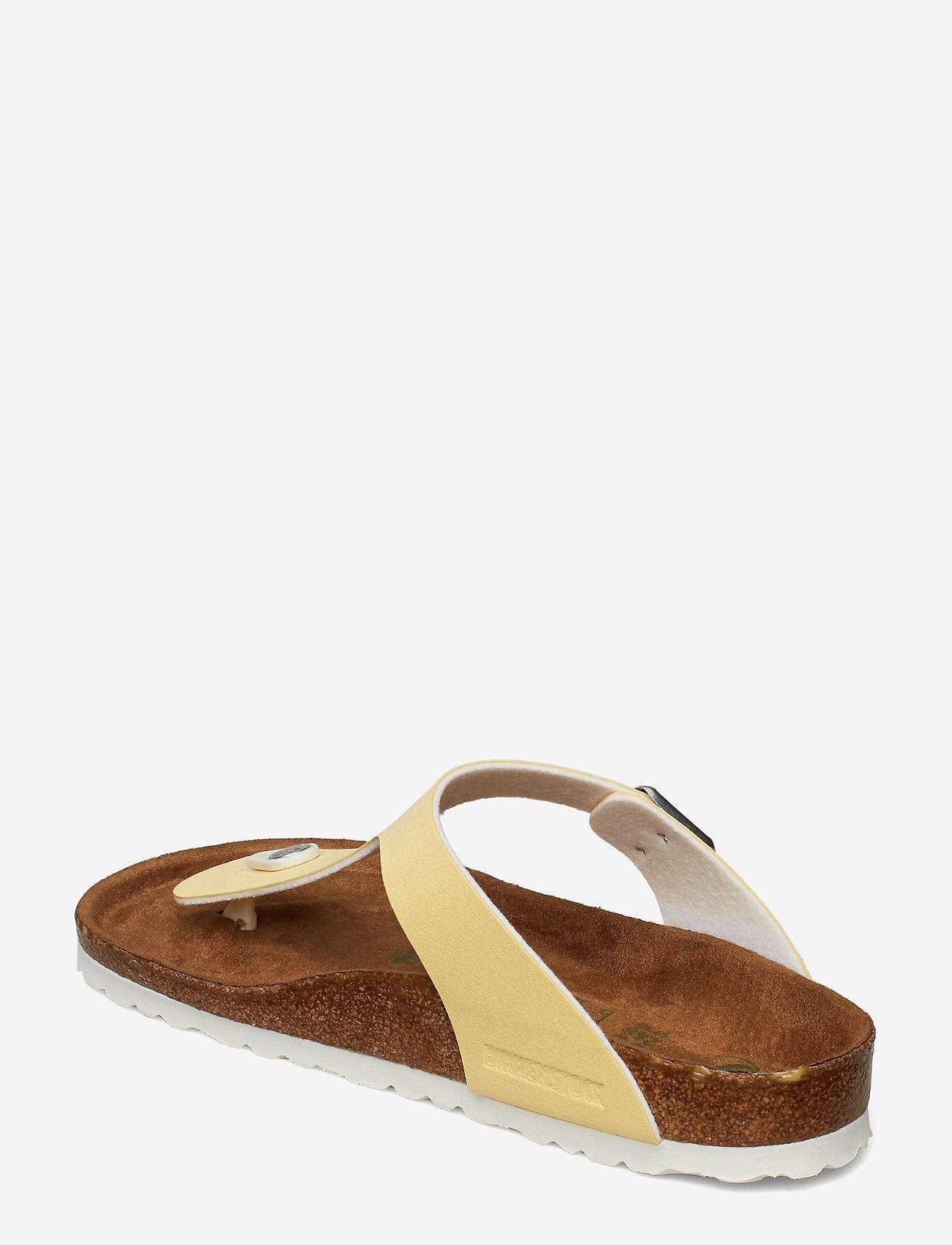 Birkenstock - Gizeh - flade sandaler - sunkissed vanilla - 2