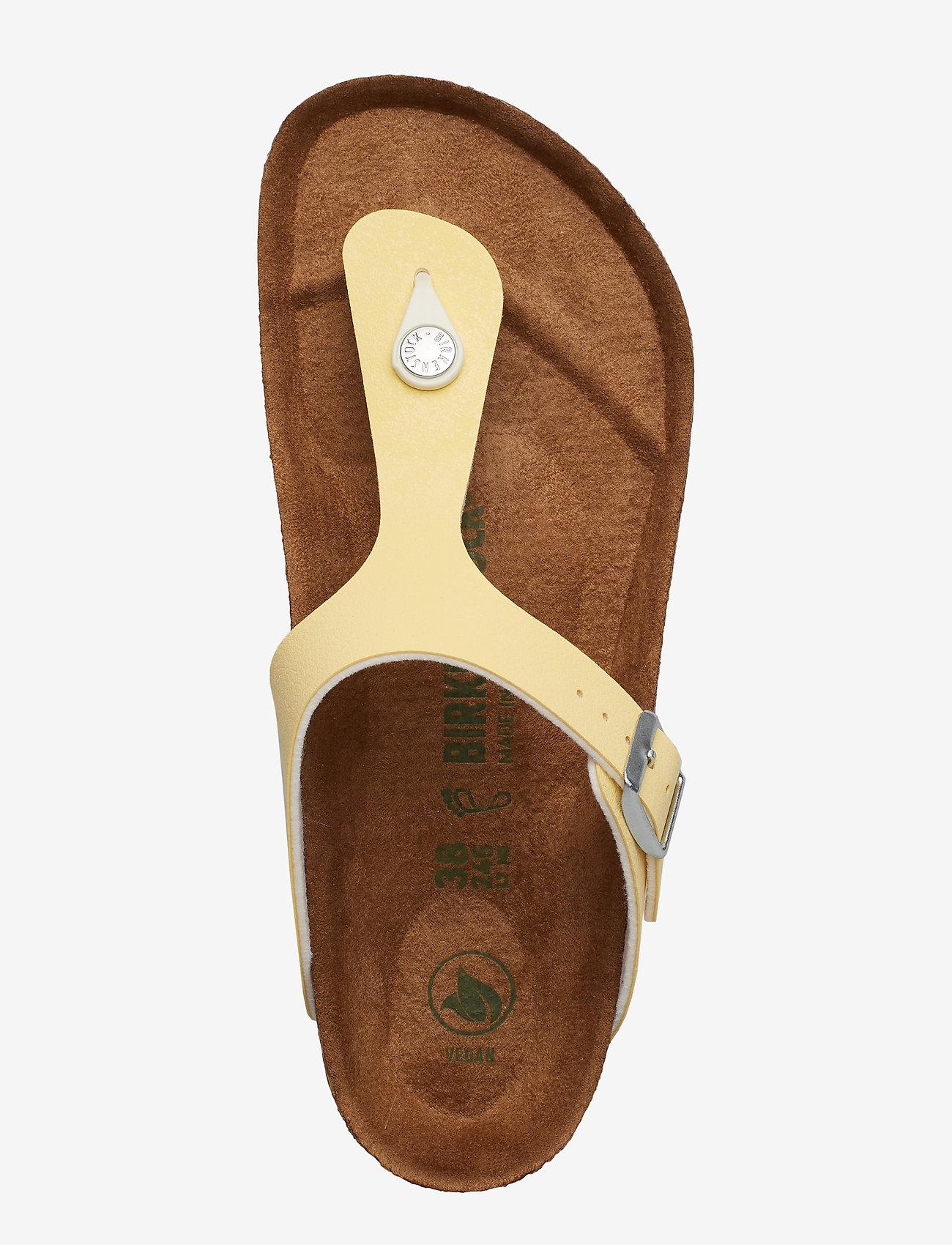 Birkenstock - Gizeh - flade sandaler - sunkissed vanilla - 3
