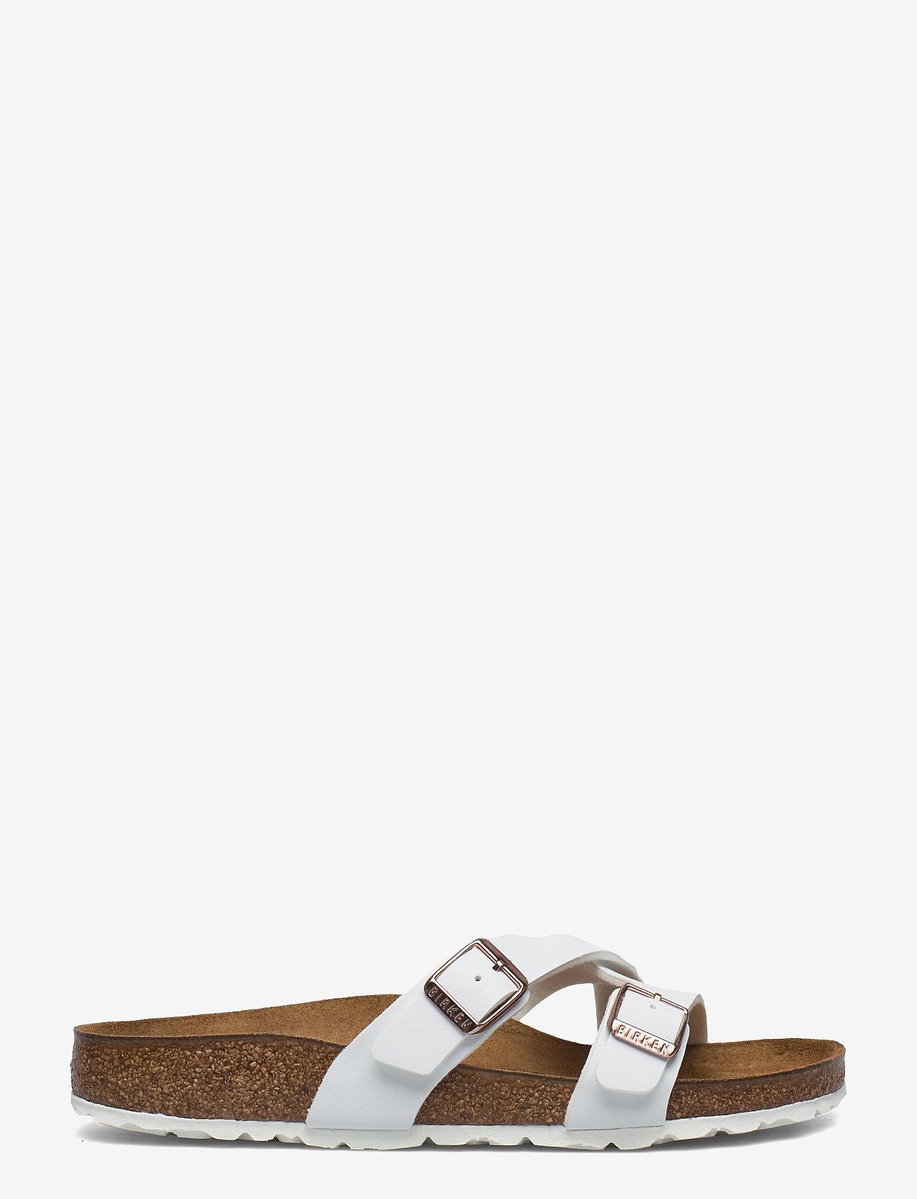 Birkenstock - Yao Balance - flade sandaler - white - 1