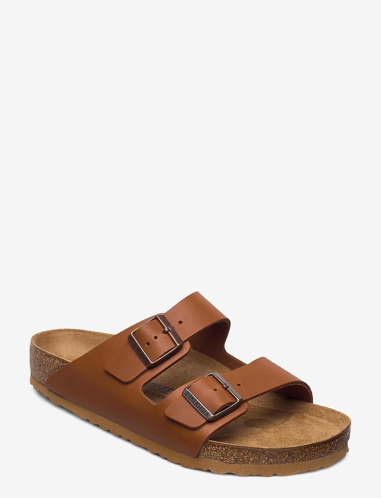 Birkenstock - Arizona - sandaalit - natura cognac - 0