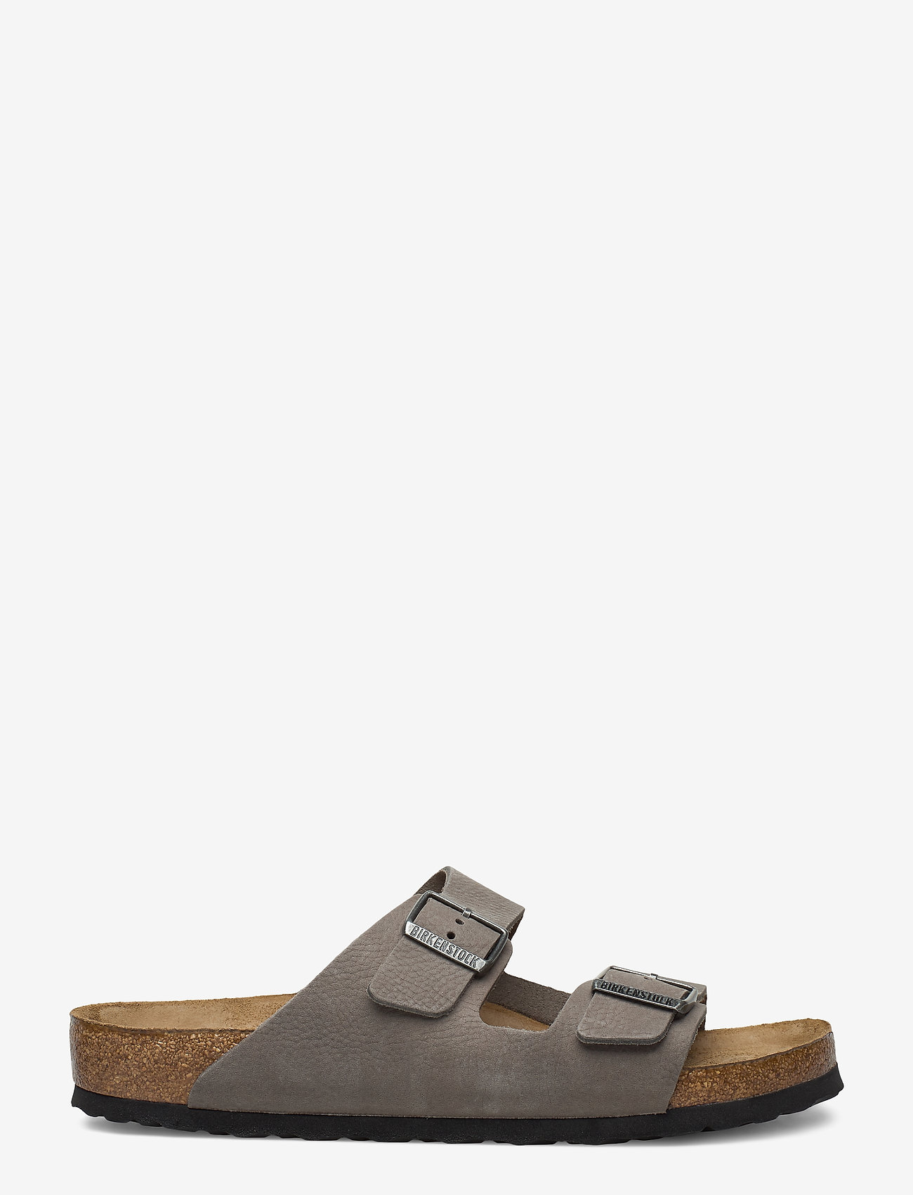 Birkenstock - Arizona Soft Footbed - sandaalit - tumbuling buck soft whale gray - 1