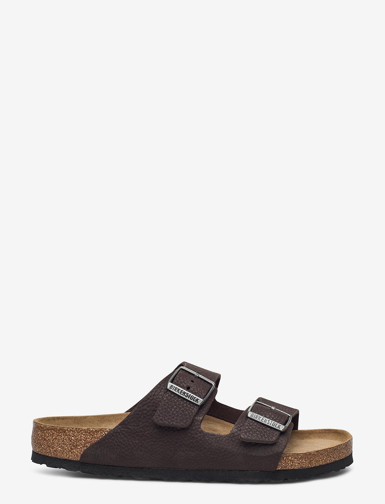 Birkenstock - Arizona Soft Footbed - sandaalit - arizona tumbuling buck soft brown - 1