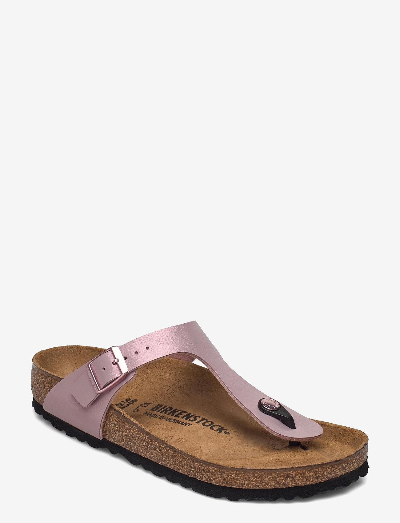 Birkenstock - Gizeh - flade sandaler - graceful lavender blush - 0