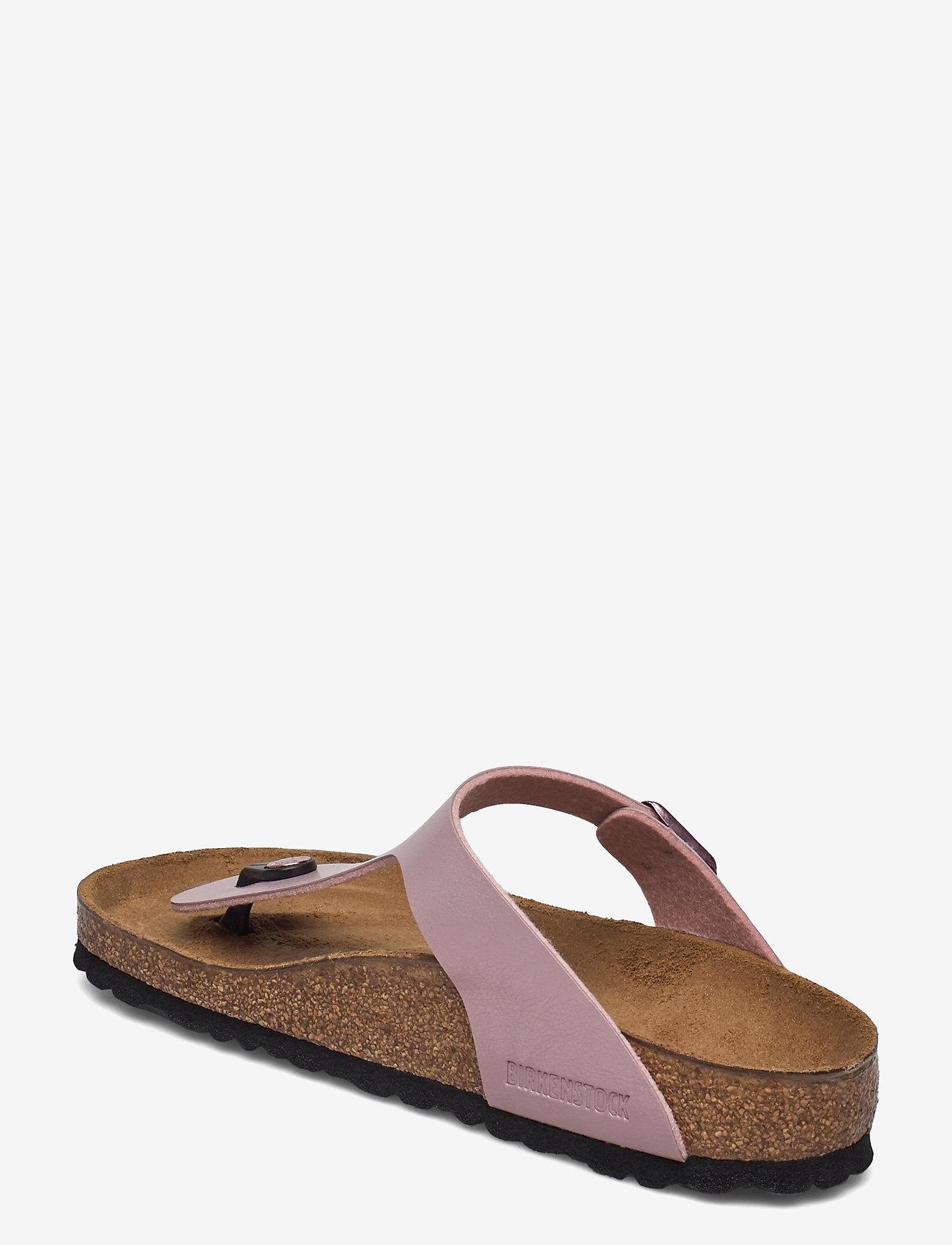 Birkenstock - Gizeh - flade sandaler - graceful lavender blush - 2
