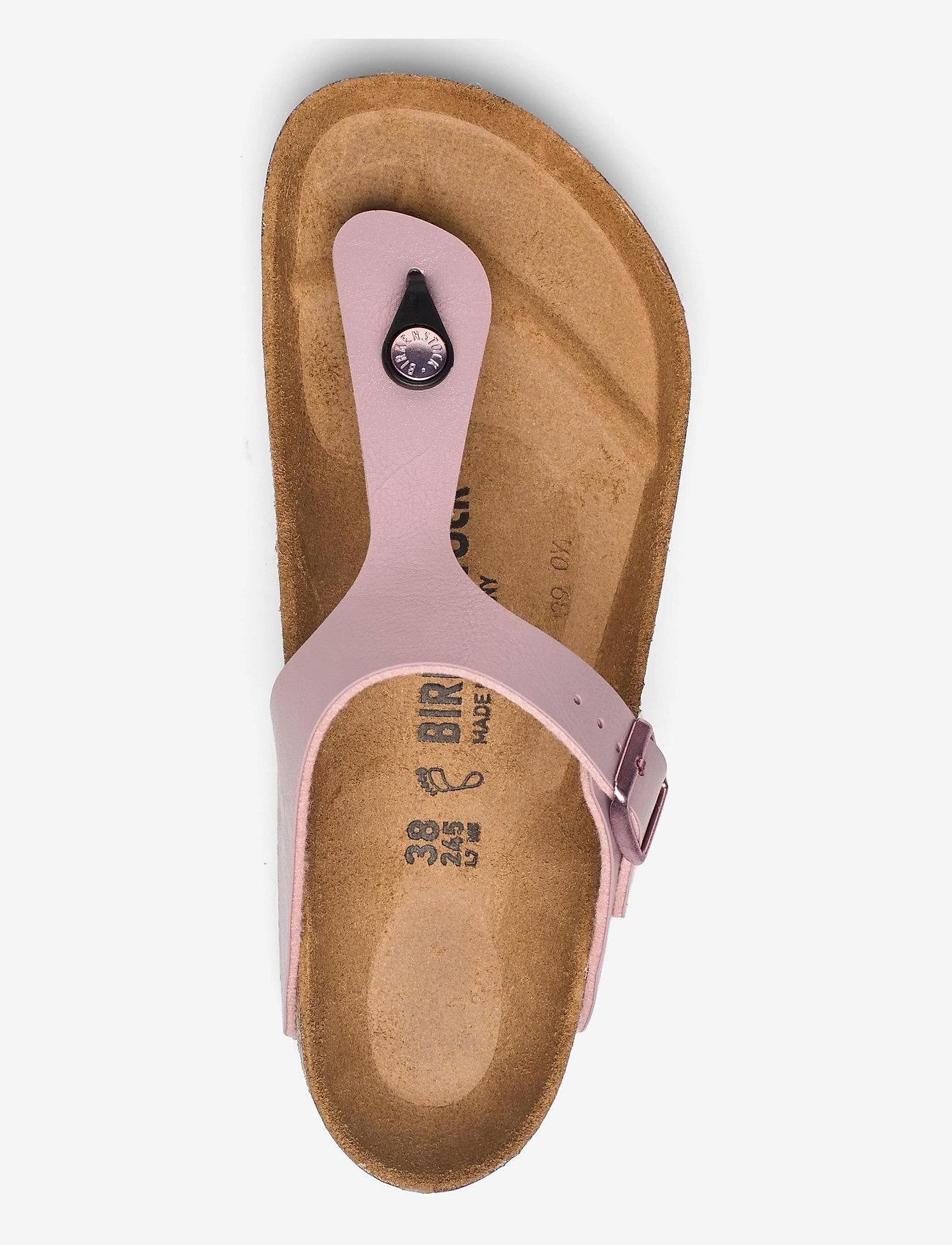 Birkenstock - Gizeh - flade sandaler - graceful lavender blush - 3