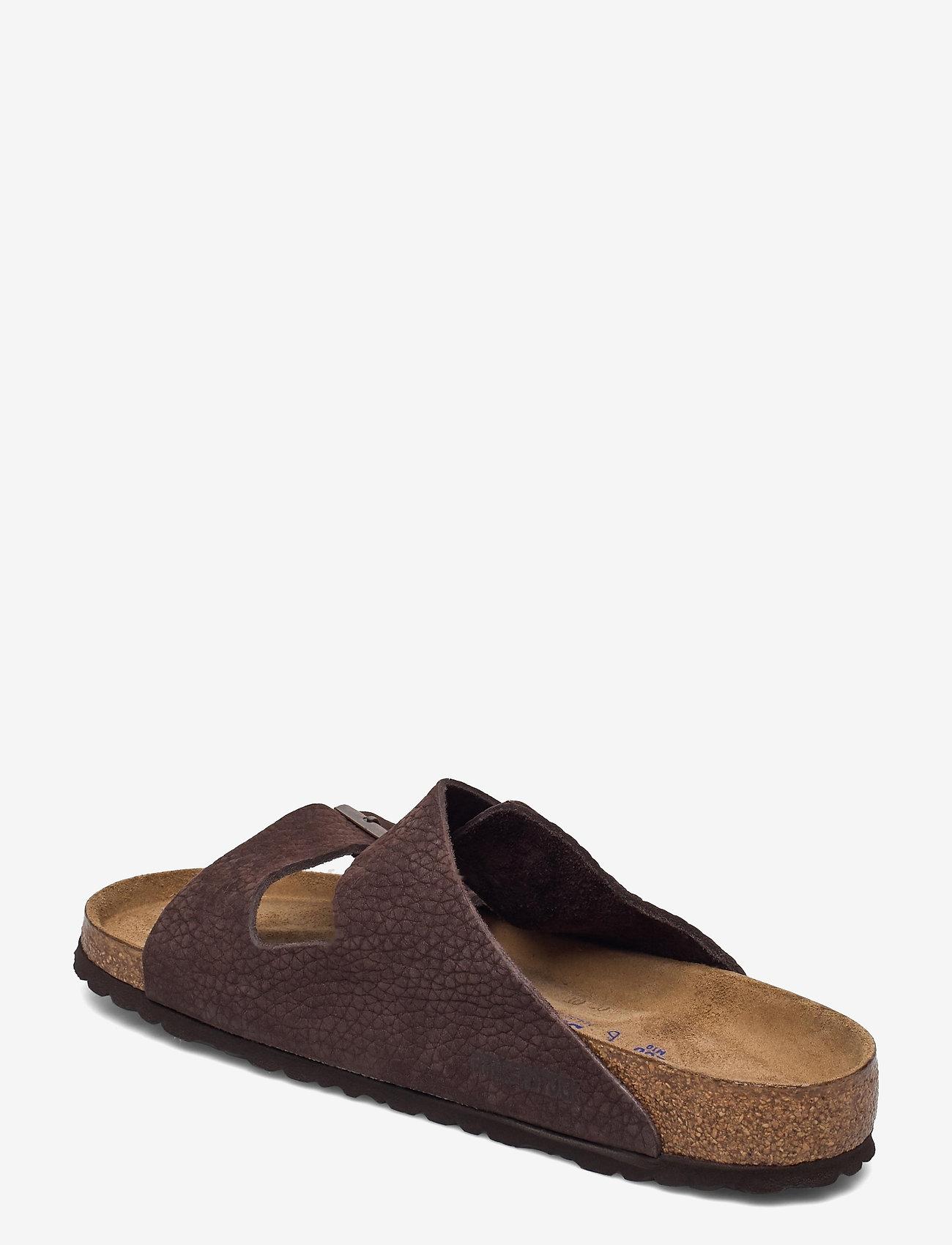 Birkenstock - Arizona Soft Footbed - sko - desert buck roast - 2