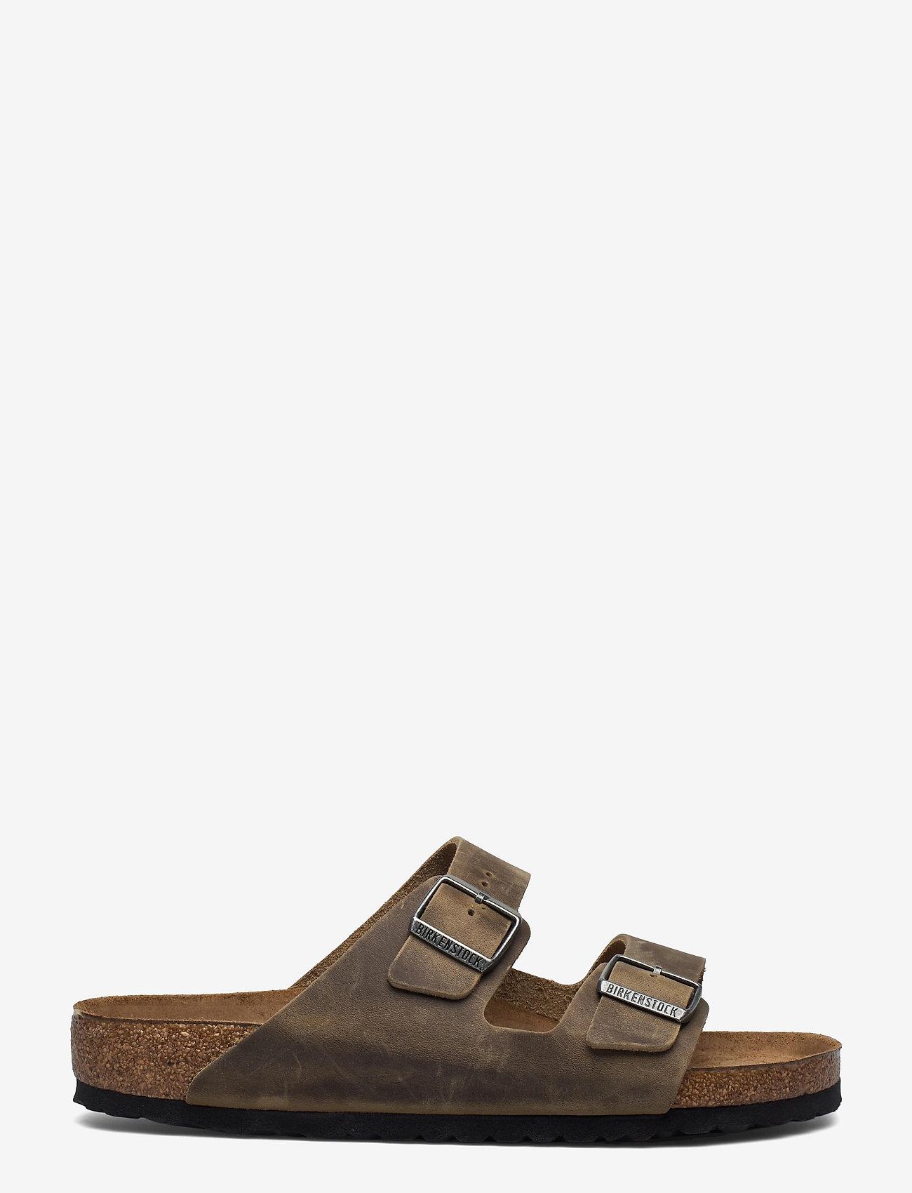 Birkenstock - Arizona Soft Footbed - sko - faded khaki - 1