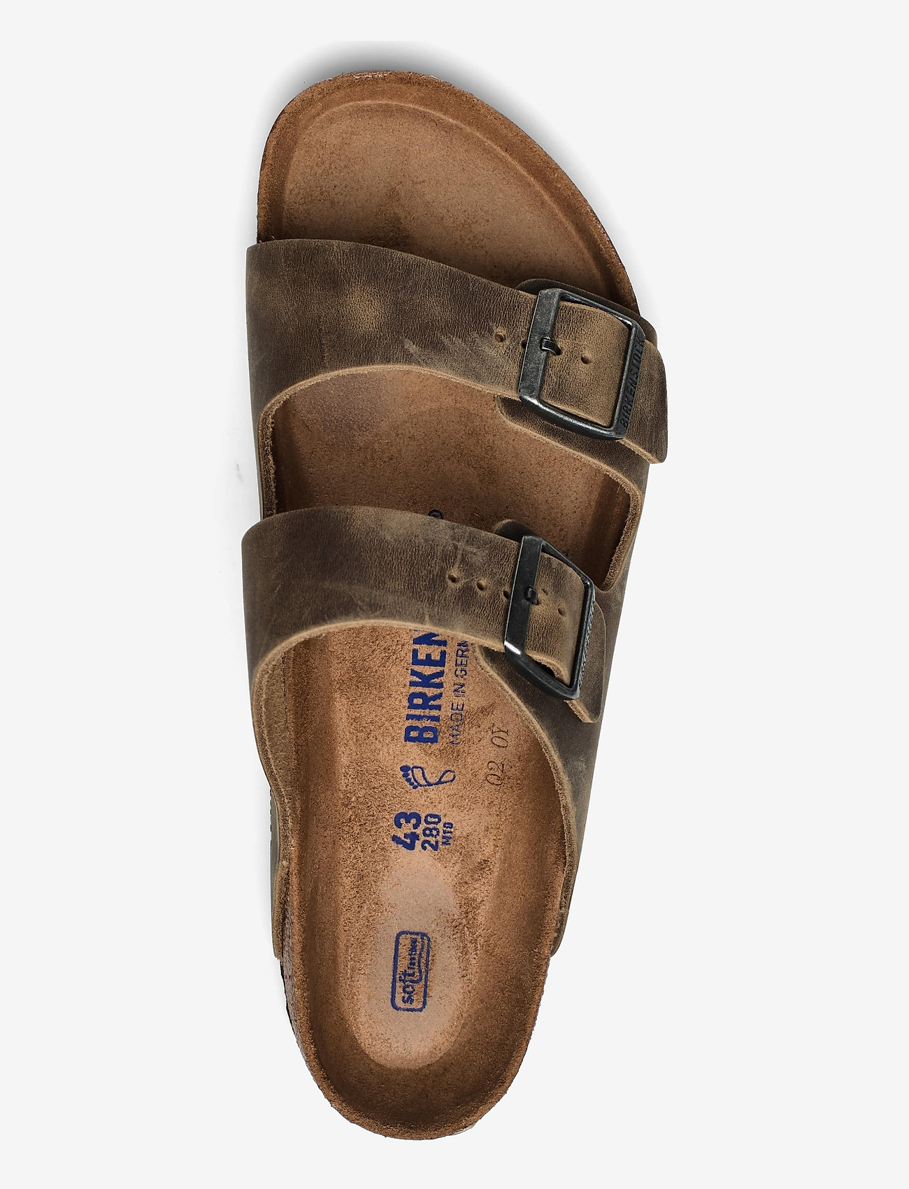 Birkenstock - Arizona Soft Footbed - sko - faded khaki - 3