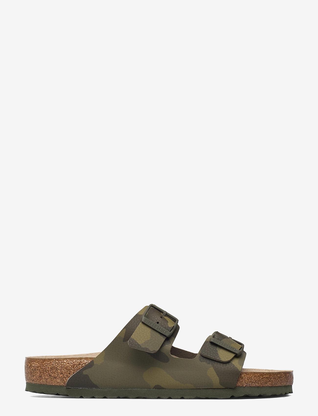 Birkenstock - Arizona Soft Footbed - sko - desert soil camo khaki - 1