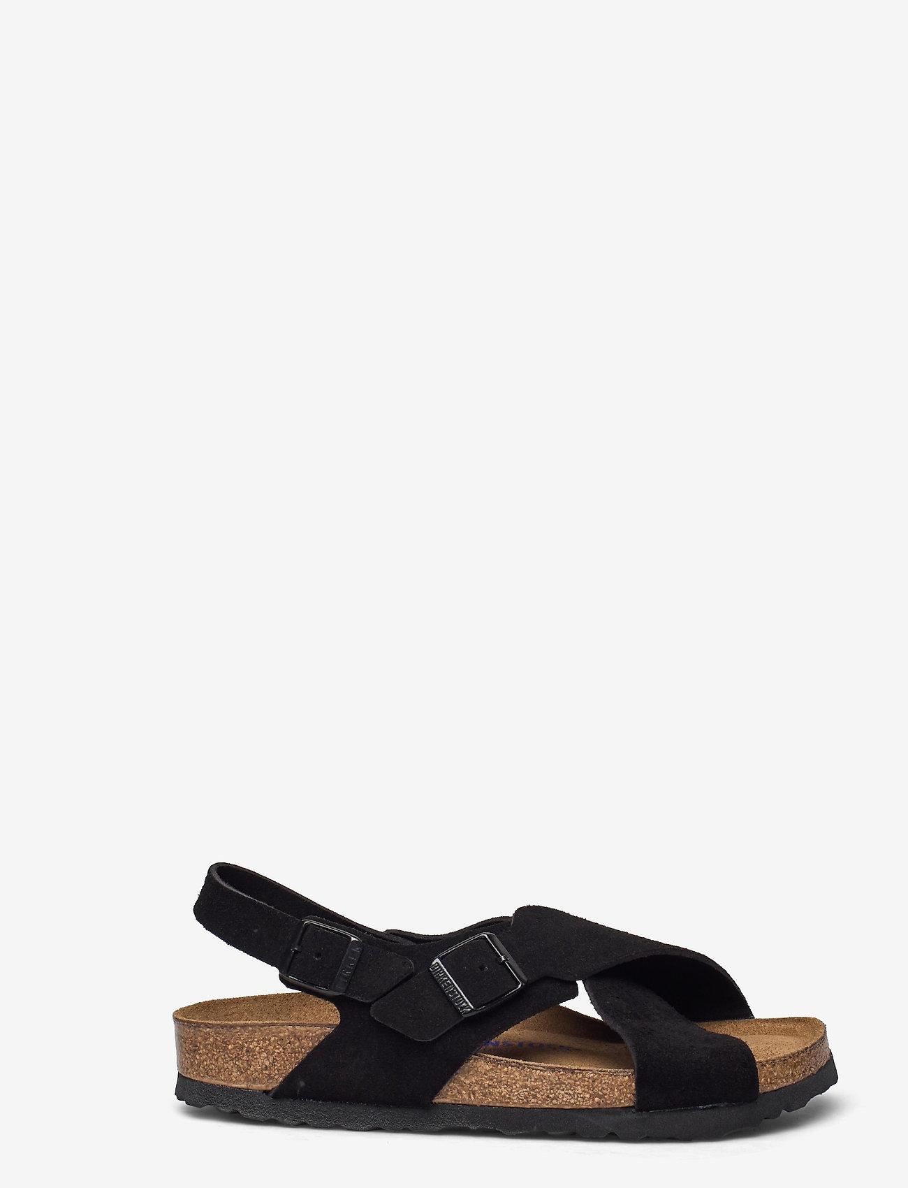 Birkenstock - Tulum Soft Footbed - flade sandaler - black - 1