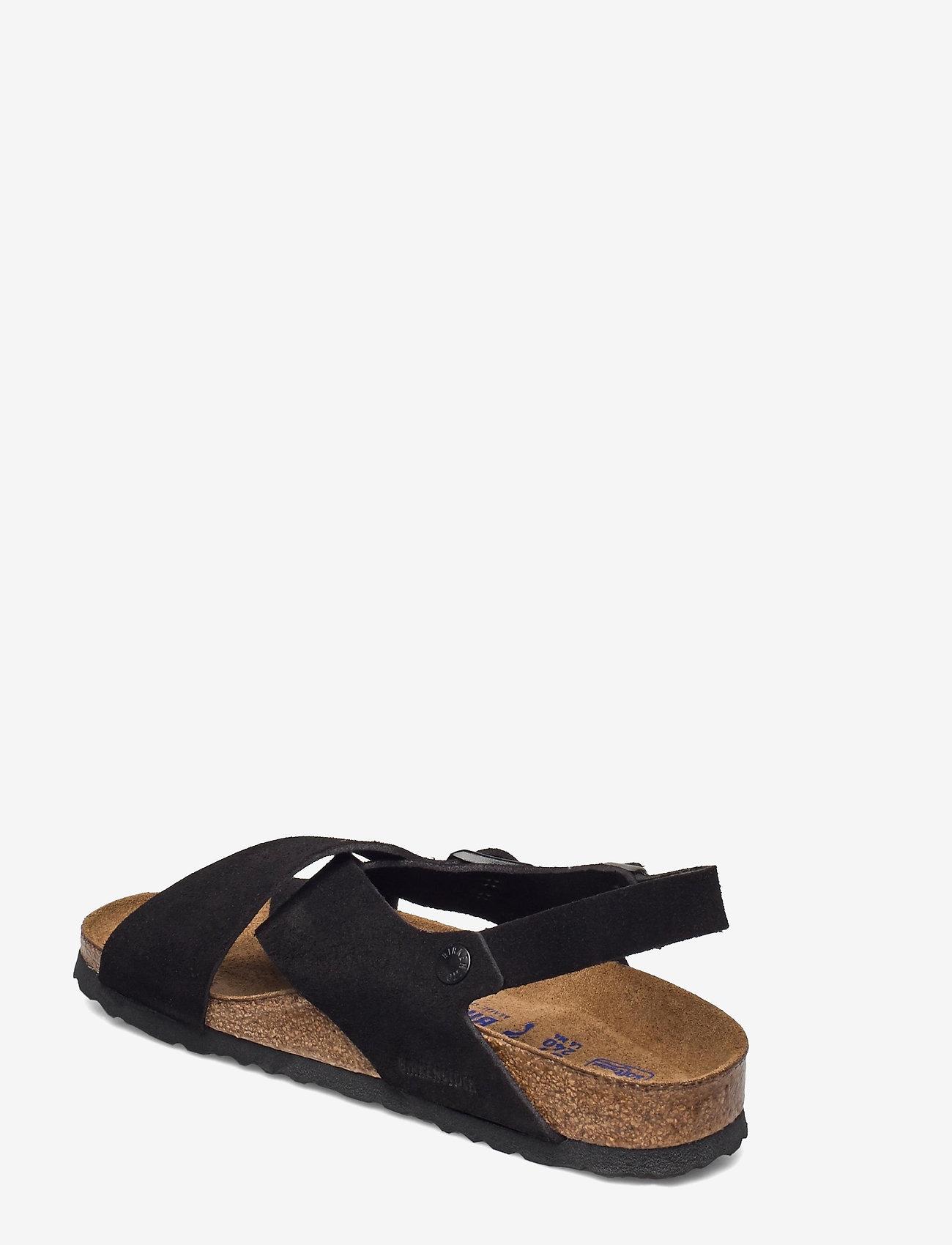 Birkenstock - Tulum Soft Footbed - flade sandaler - black - 2