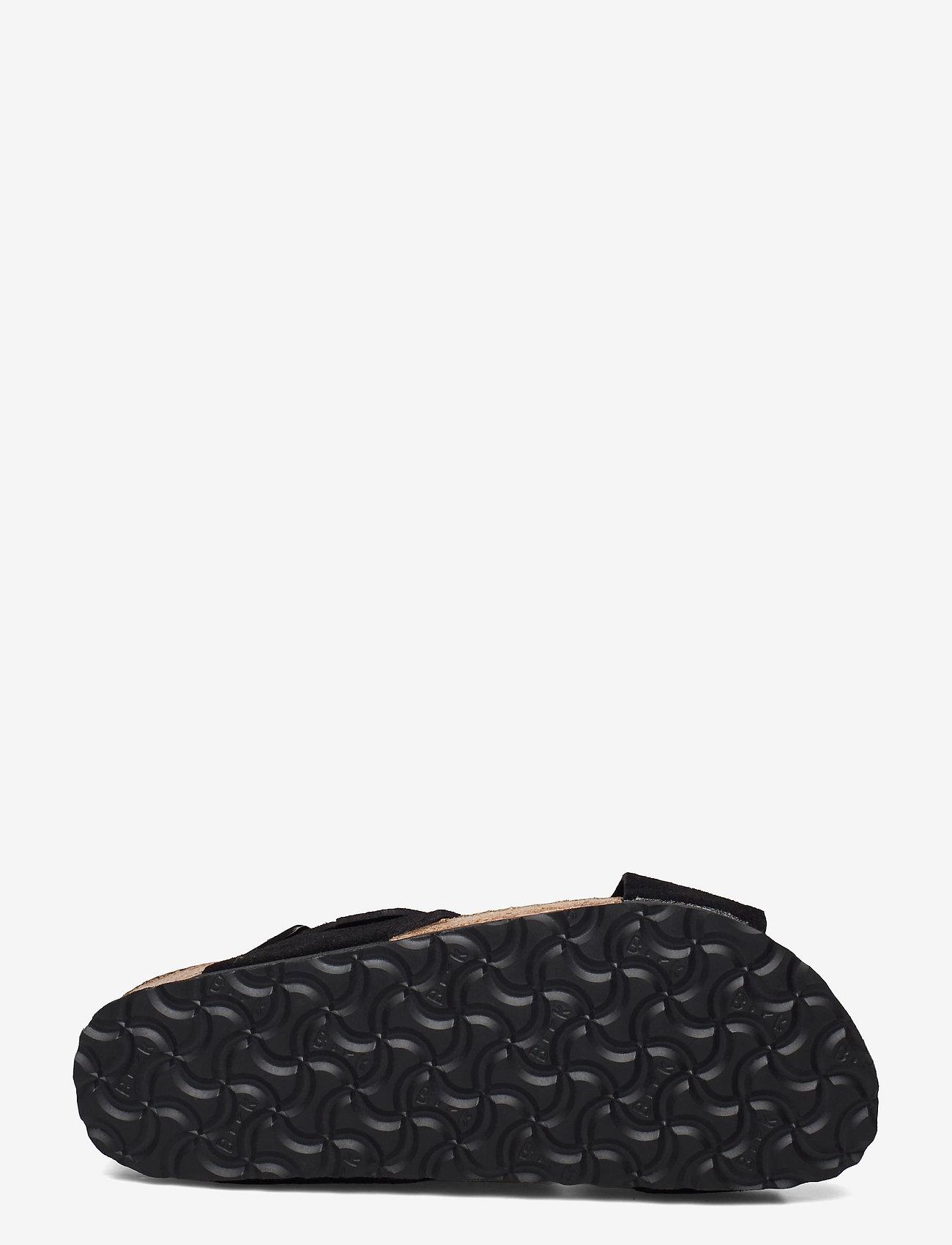 Birkenstock - Tulum Soft Footbed - flade sandaler - black - 4