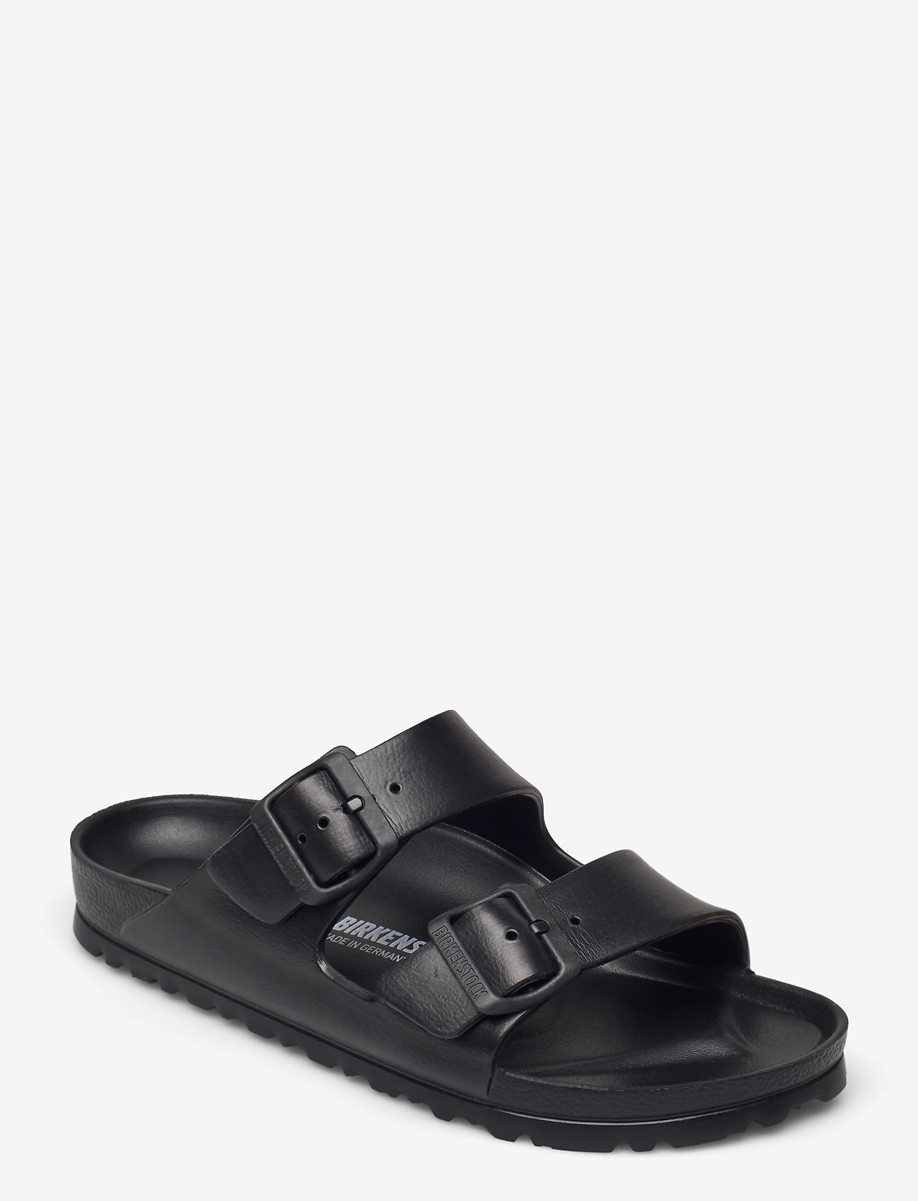 Birkenstock - Arizona EVA - flade sandaler - black - 0