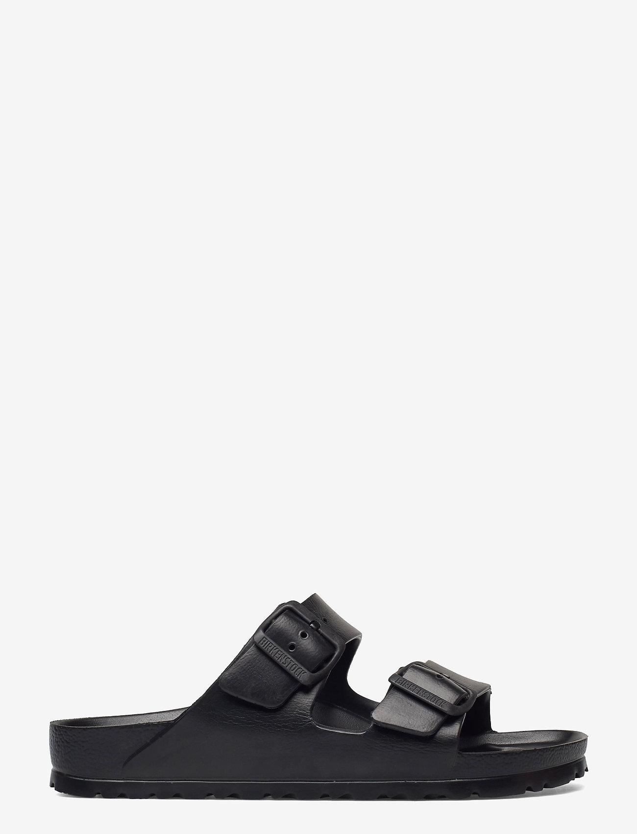 Birkenstock - Arizona EVA - flade sandaler - black - 1