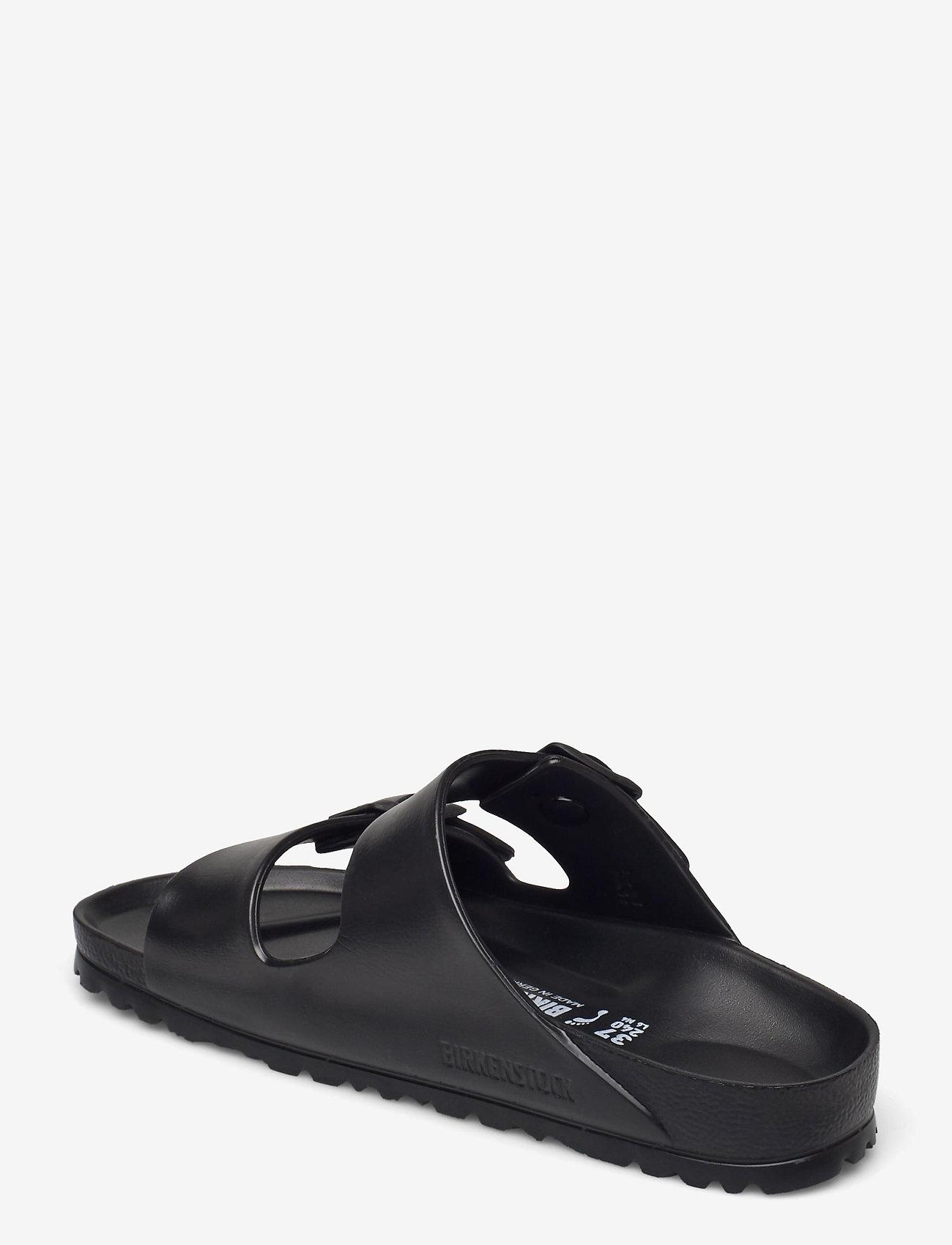 Birkenstock - Arizona EVA - flade sandaler - black - 2
