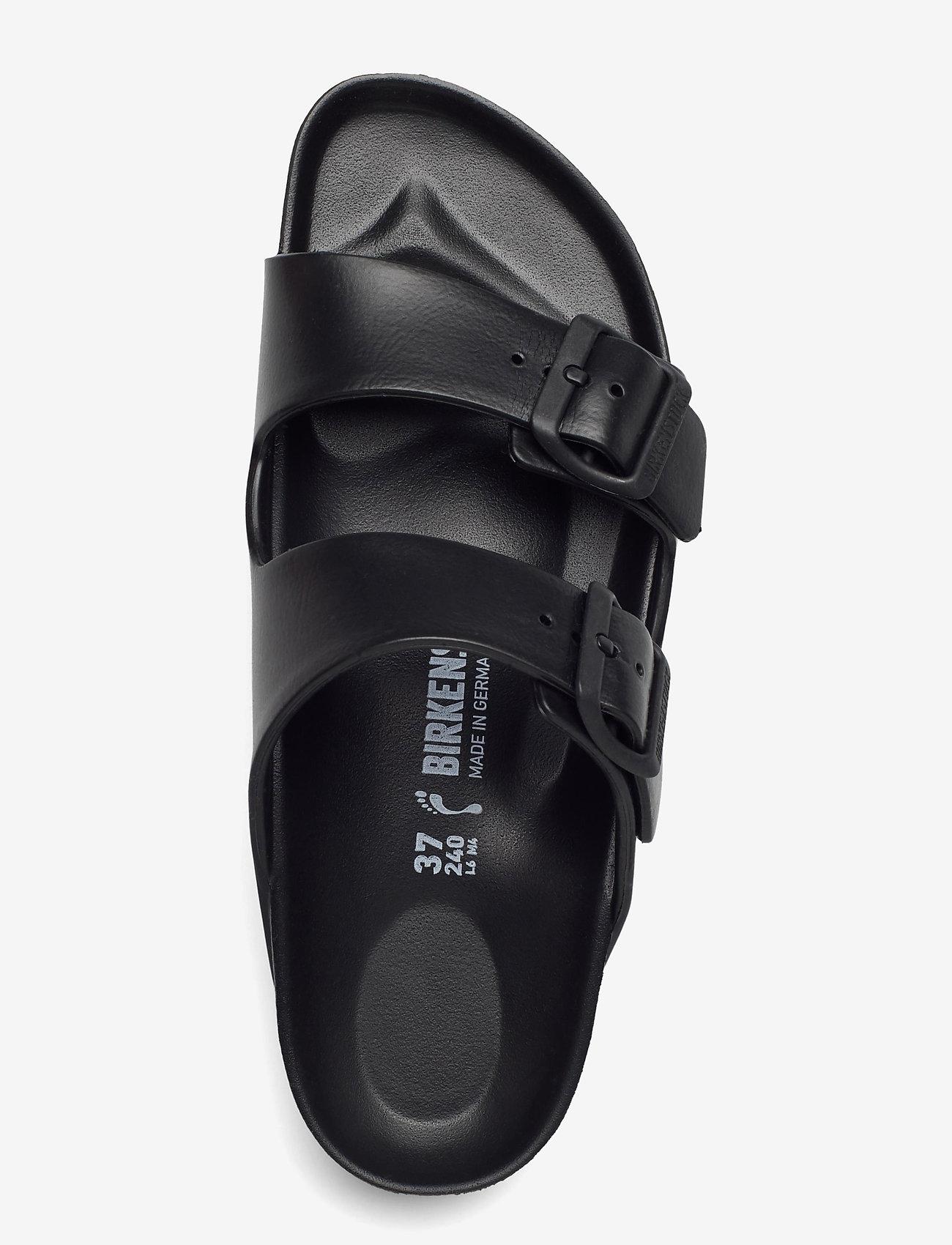 Birkenstock - Arizona EVA - flade sandaler - black - 3