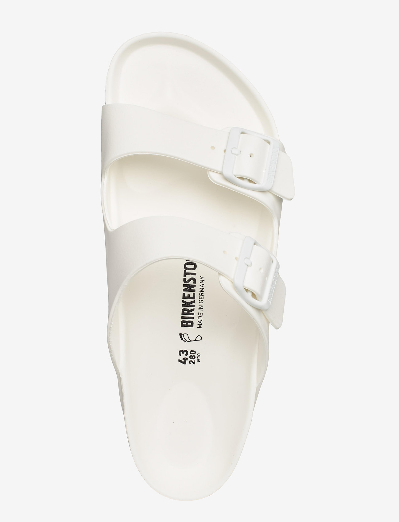 Birkenstock - Arizona EVA - sko - white - 3