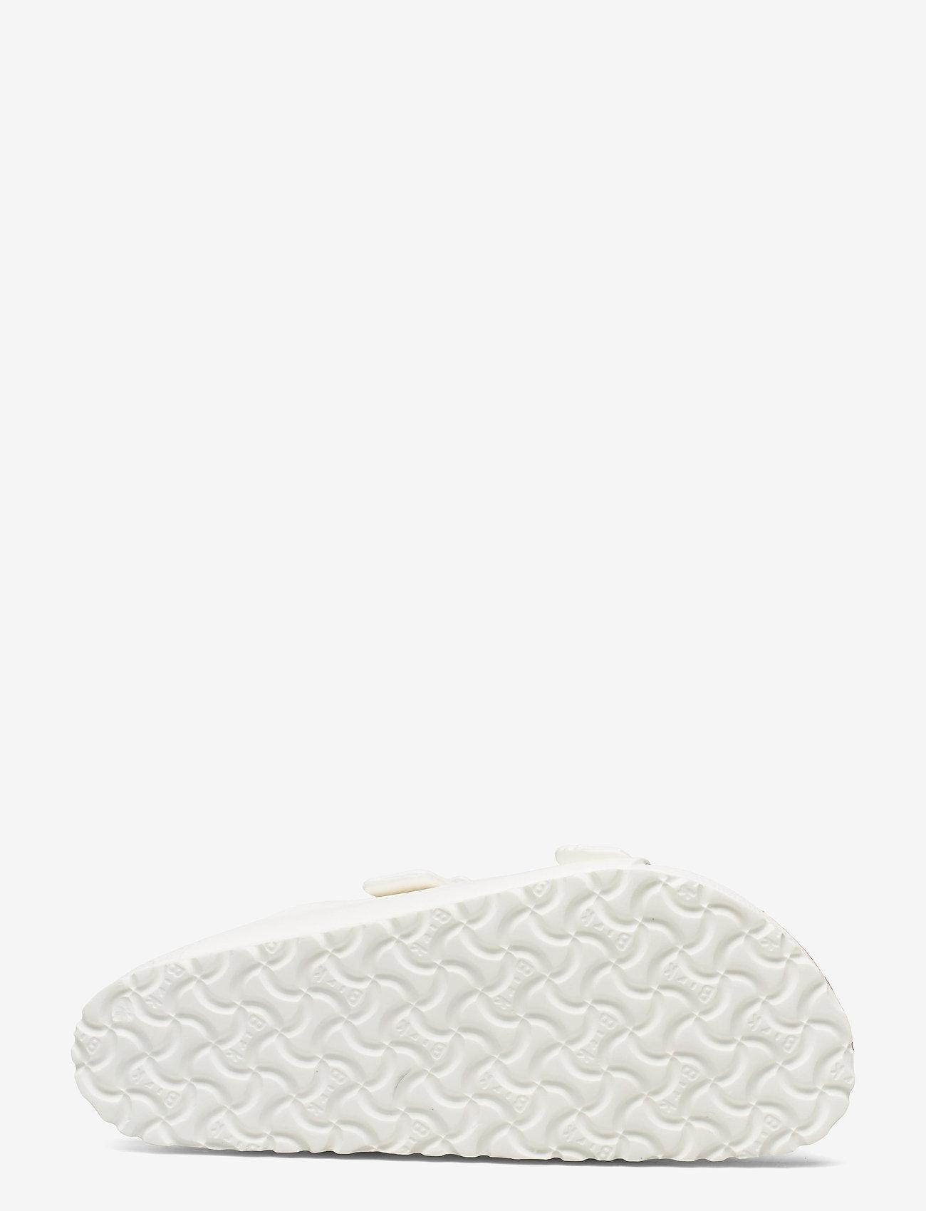 Birkenstock - Arizona EVA - sko - white - 4