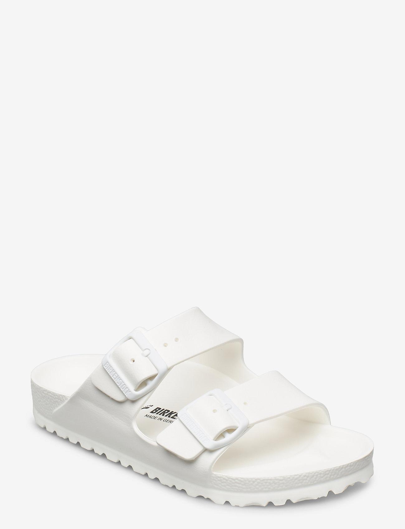 Birkenstock - Arizona EVA - flade sandaler - white - 0