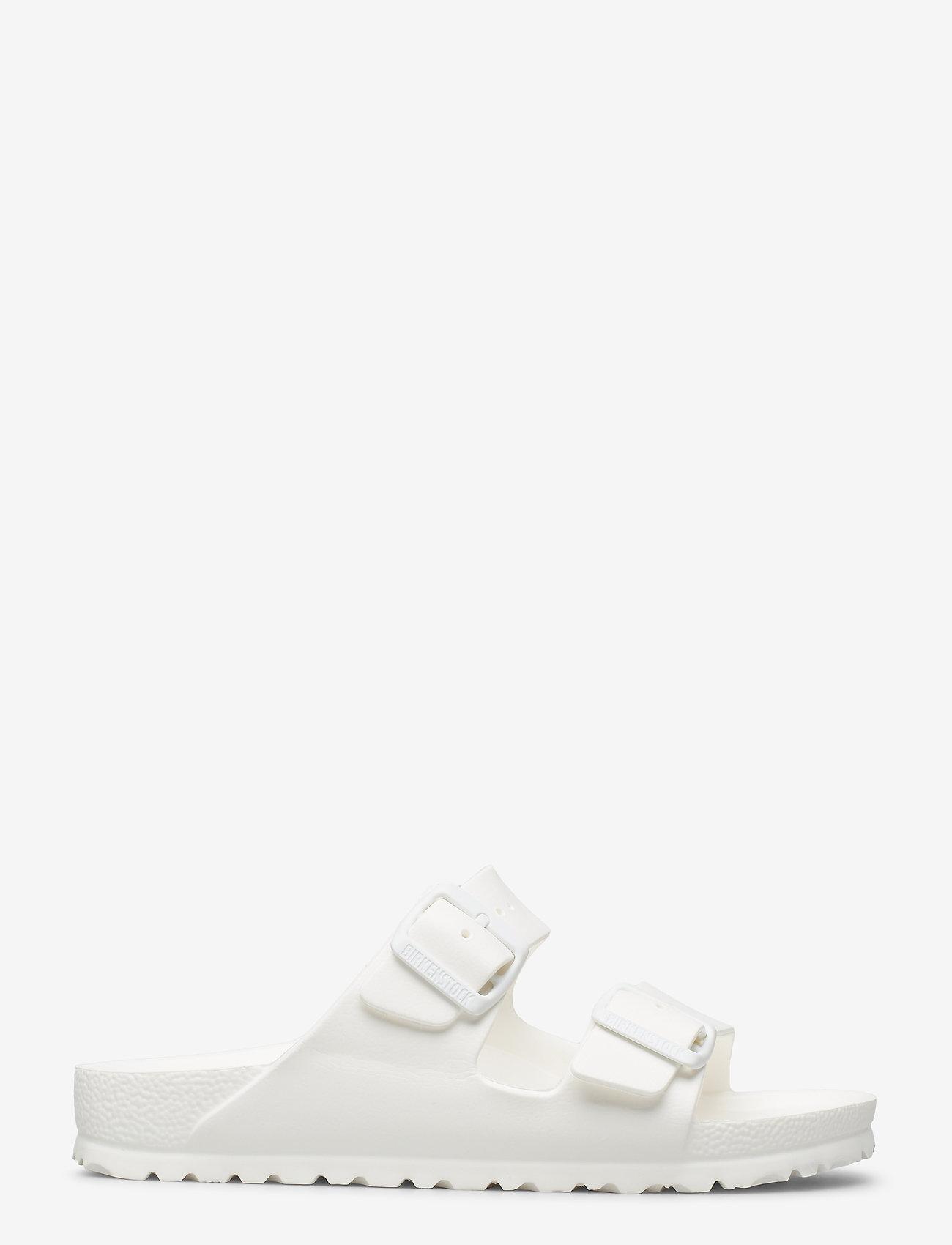 Birkenstock - Arizona EVA - flade sandaler - white - 1