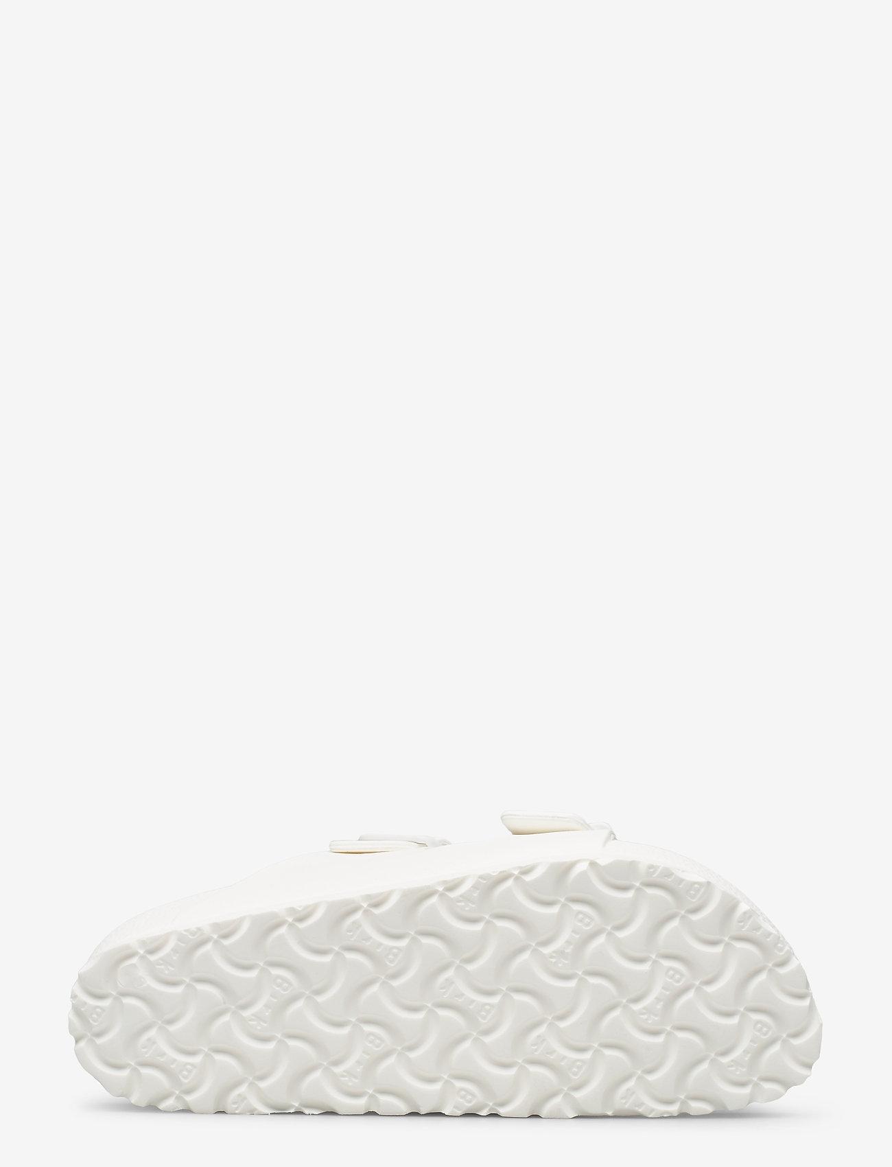 Birkenstock - Arizona EVA - flade sandaler - white - 4