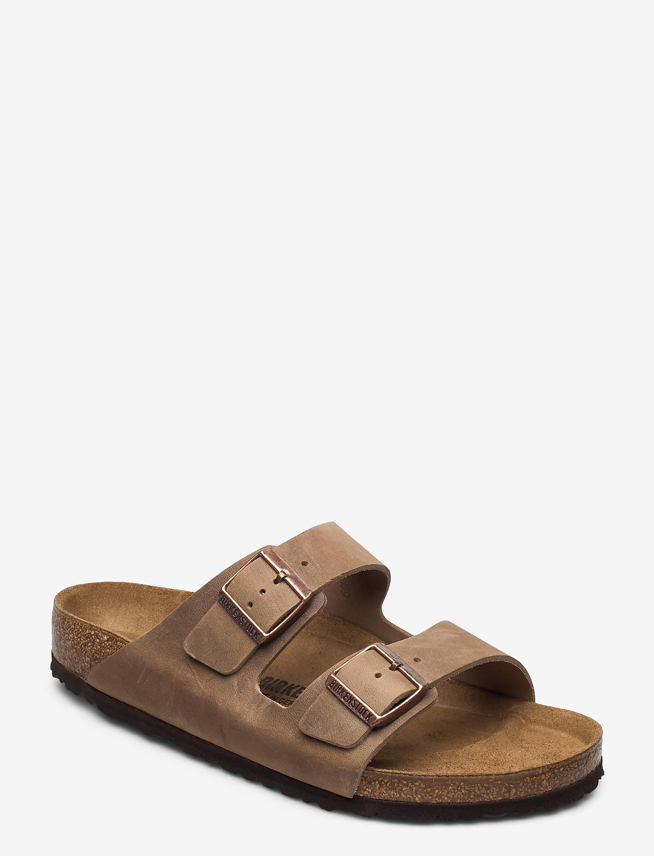 Birkenstock - Arizona - sandaler - tobacco brown - 0