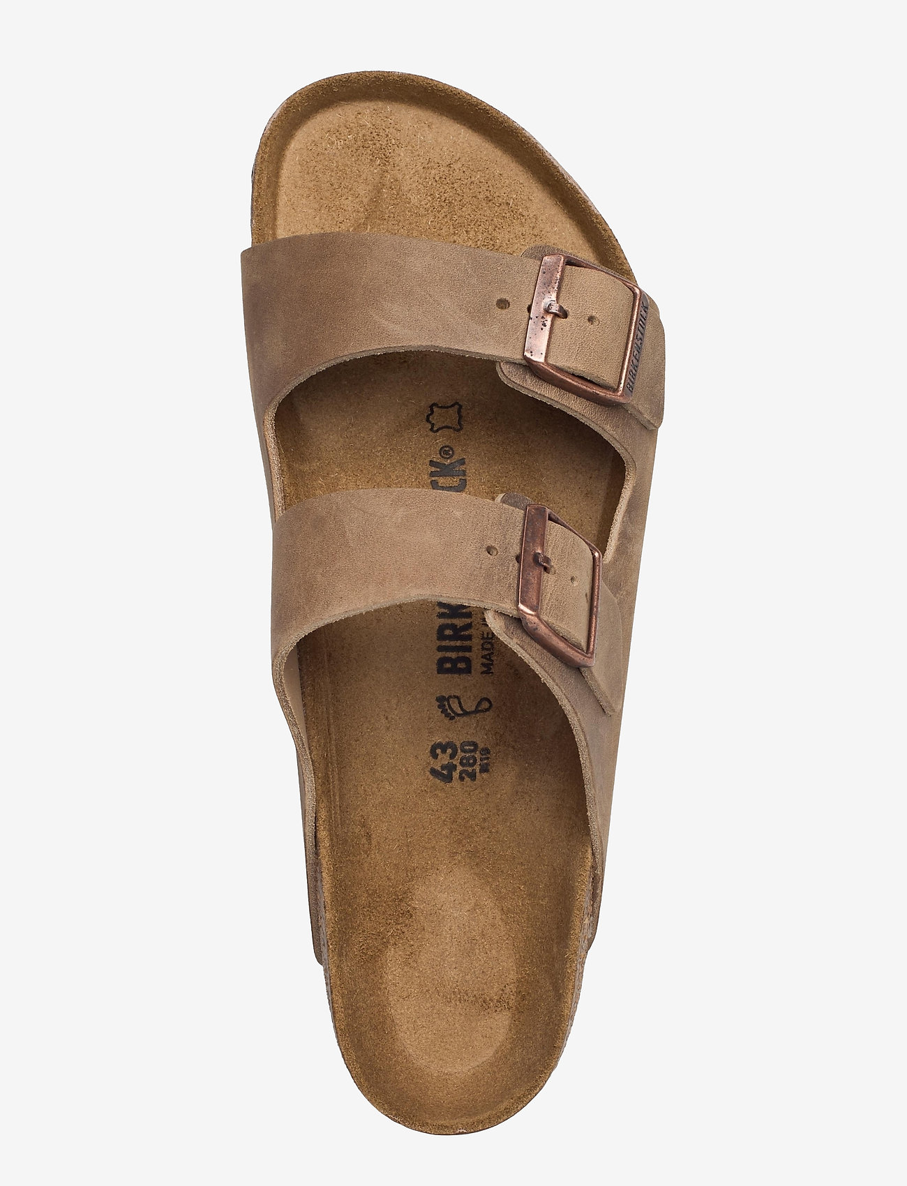 Birkenstock - Arizona - sandaler - tobacco brown - 3