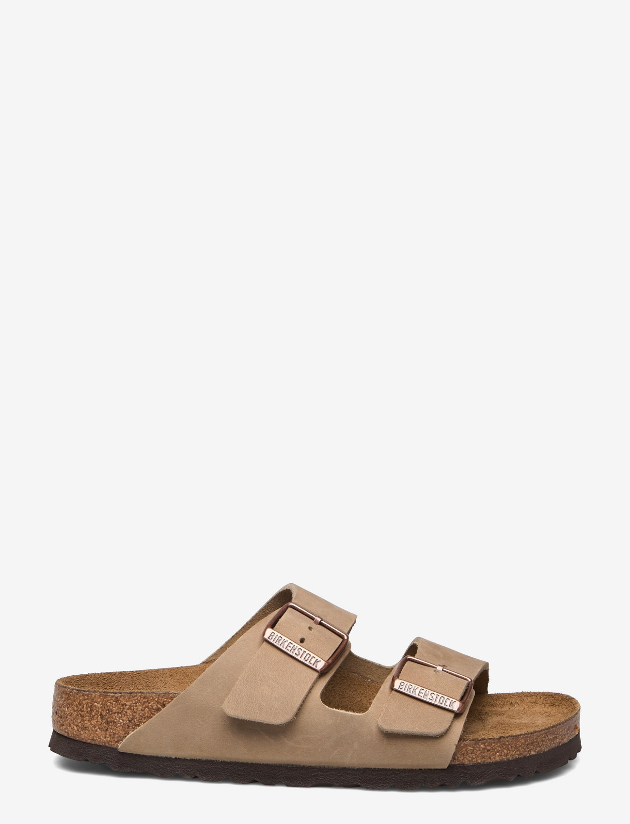 Birkenstock - Arizona - flade sandaler - tob.brown - 1