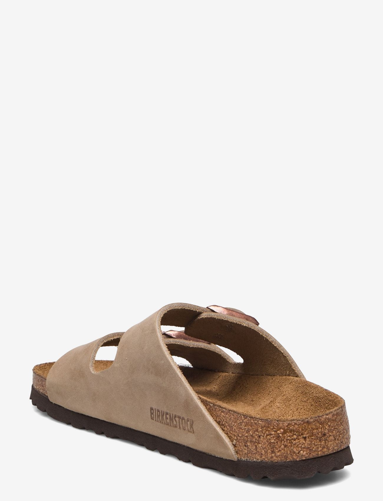 Birkenstock - Arizona - flade sandaler - tob.brown - 2