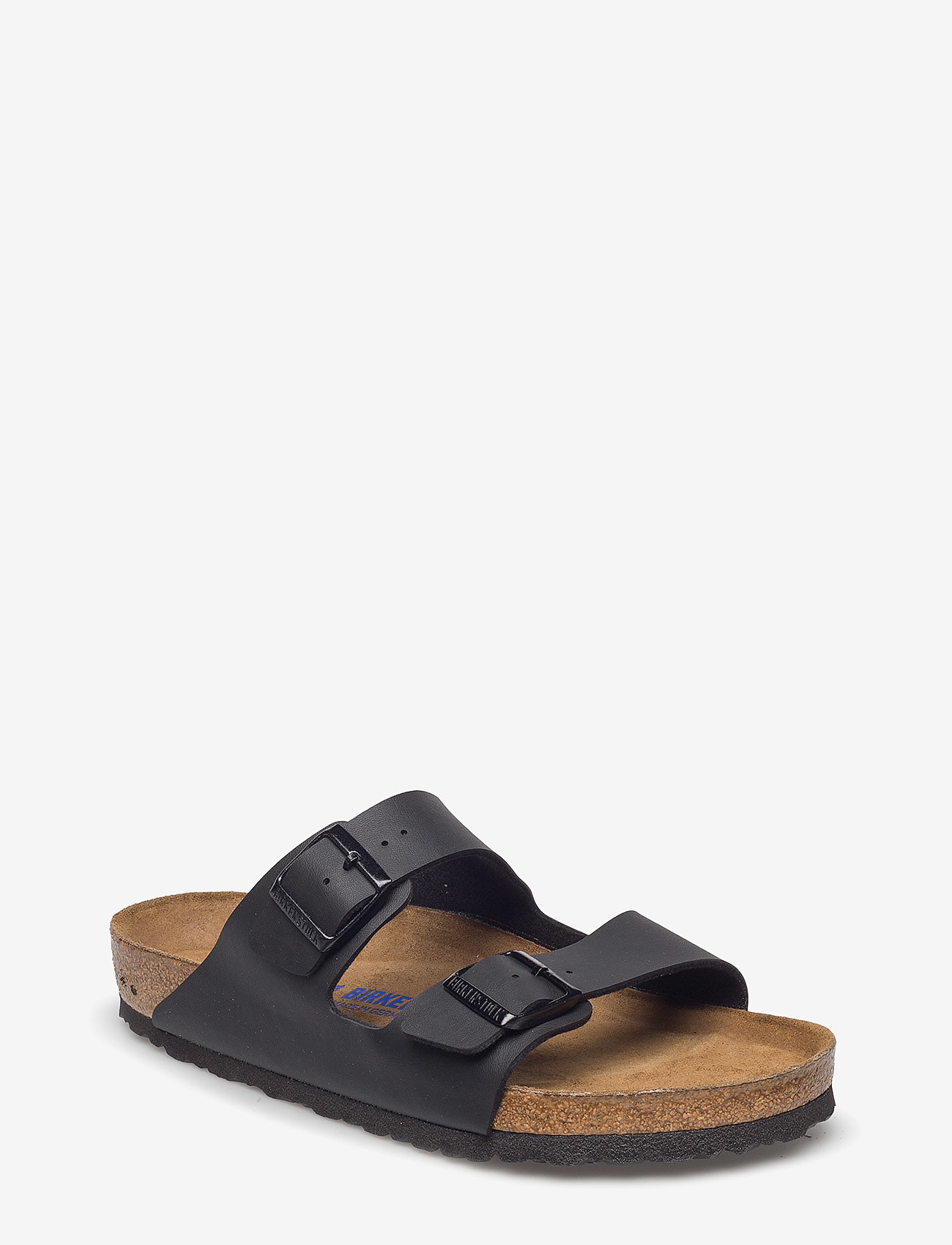 Birkenstock - Arizona Soft Footbed - sko - black - 0