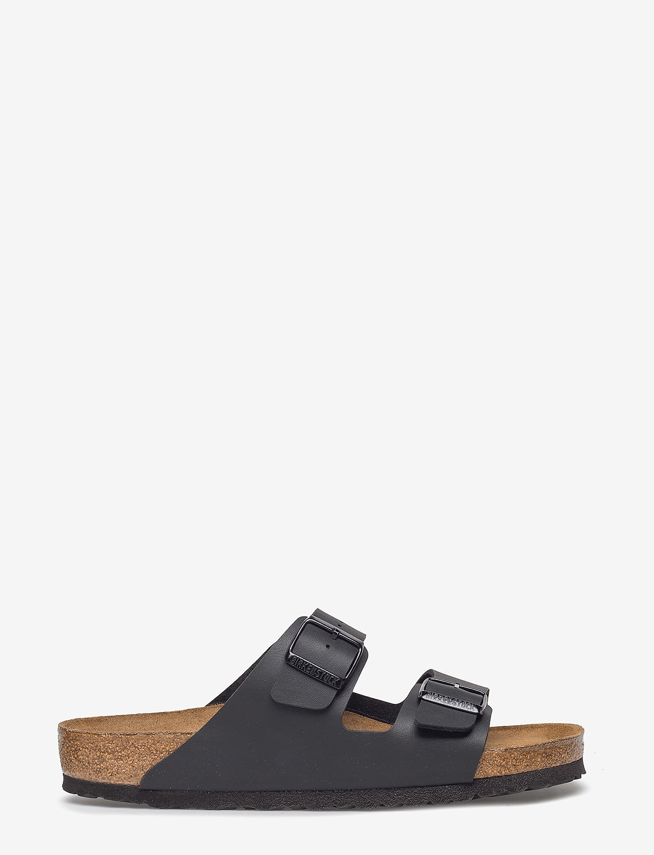 Birkenstock - Arizona Soft Footbed - sko - black - 1